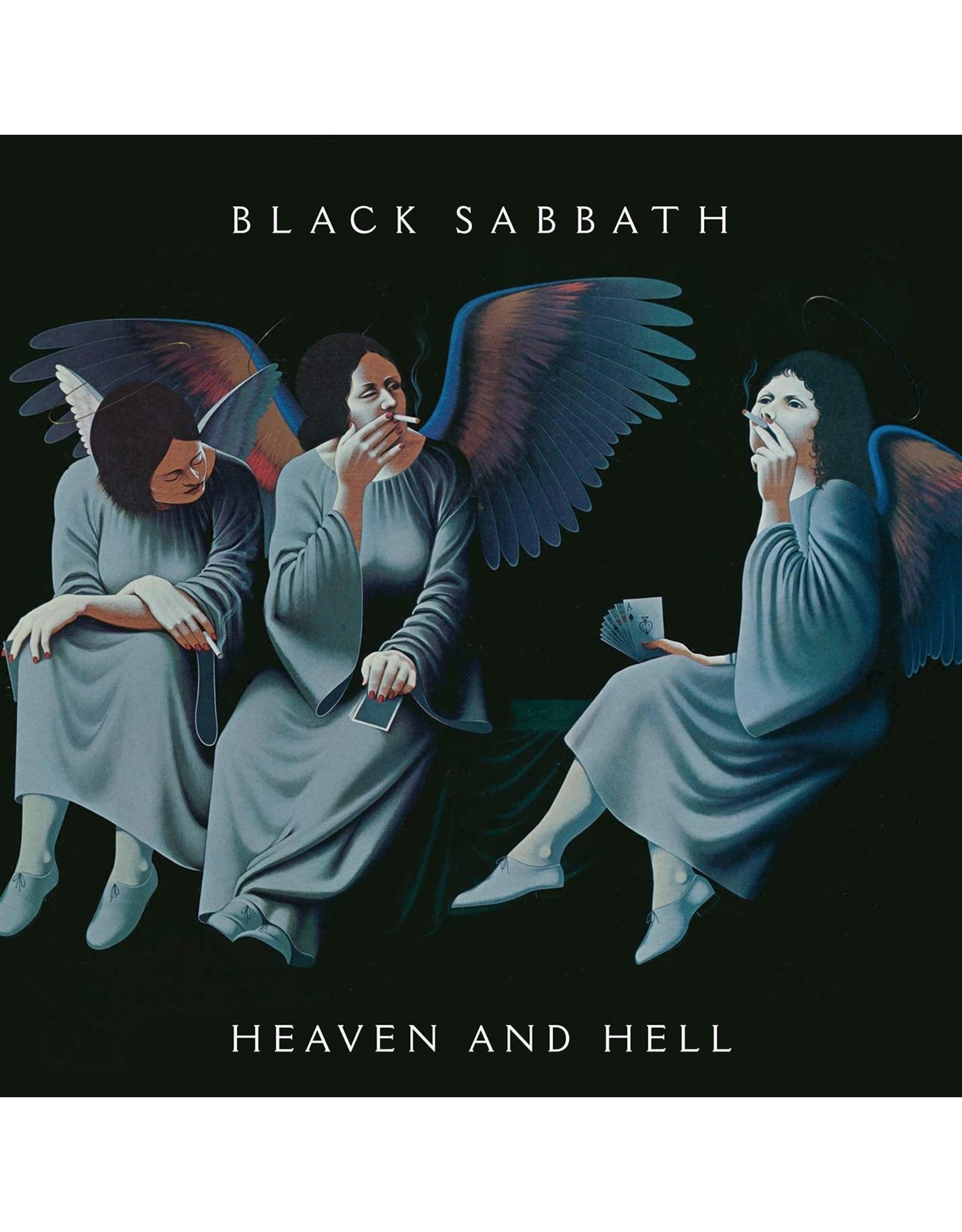 Black Sabbath - Heaven and Hell LP