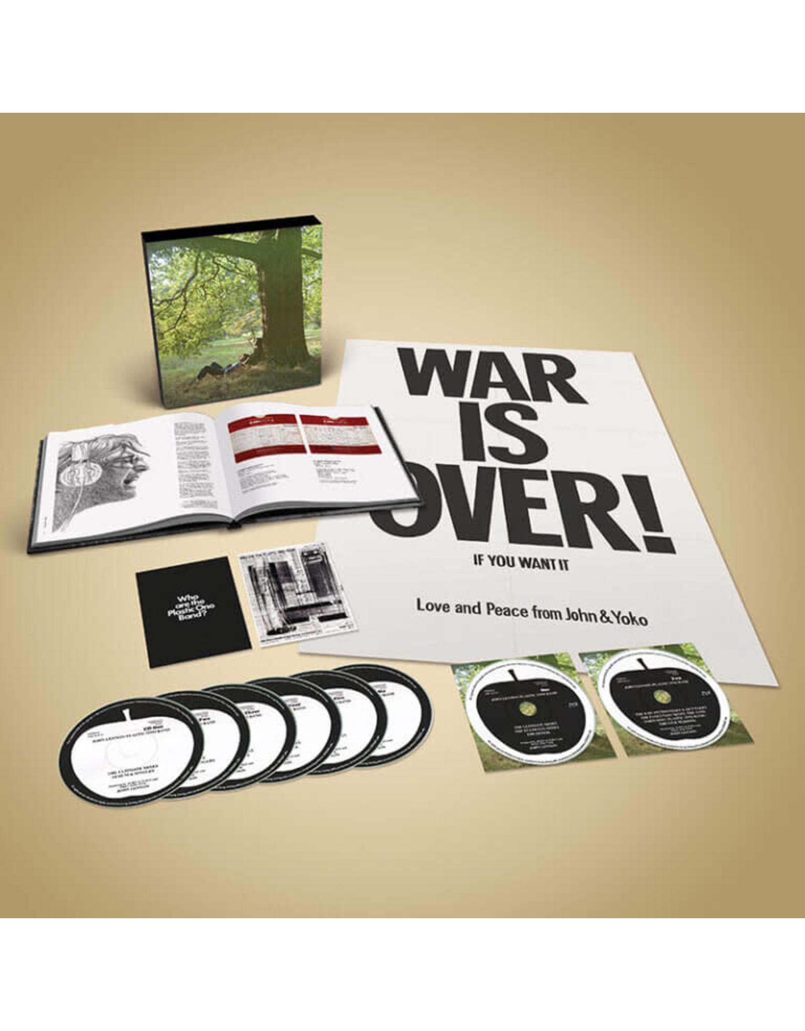 Lennon, John Plastic Ono Band - The Ultimate Collection Box Set 6CD/2BD