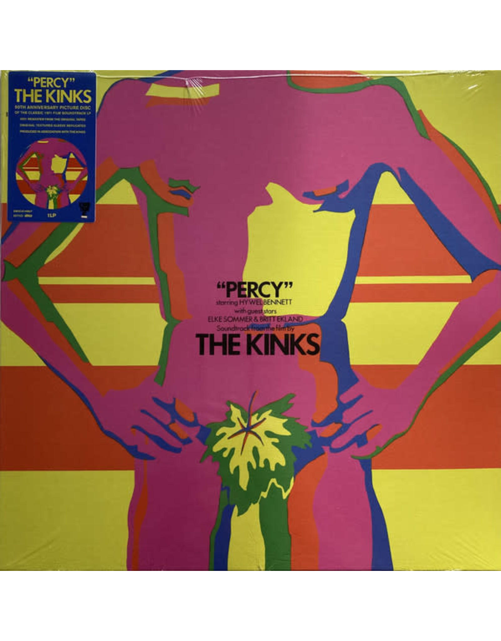 Kinks - Percy OST Picture Disc (RSD '21 Exclusive)