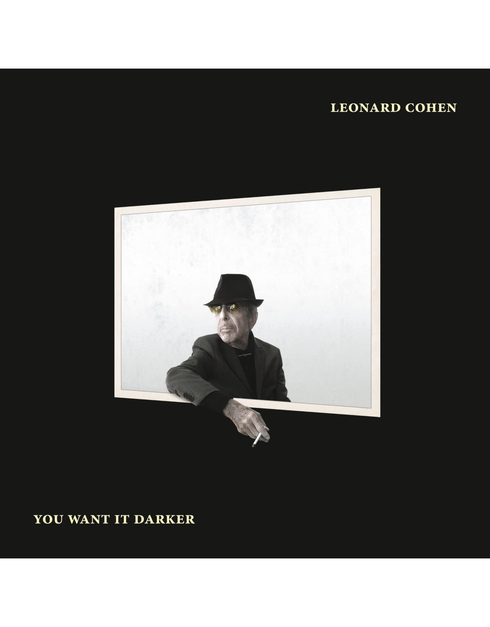 Cohen, Leonard - You Want It Darker CD