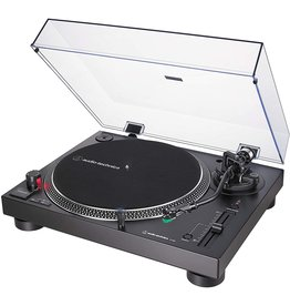 Audio-Technica AT-LP120X USB (Black) Turntable