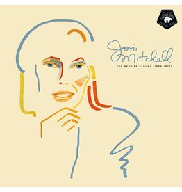Mitchell, Joni - The Reprise Albums (1968-1971) 4CD Set