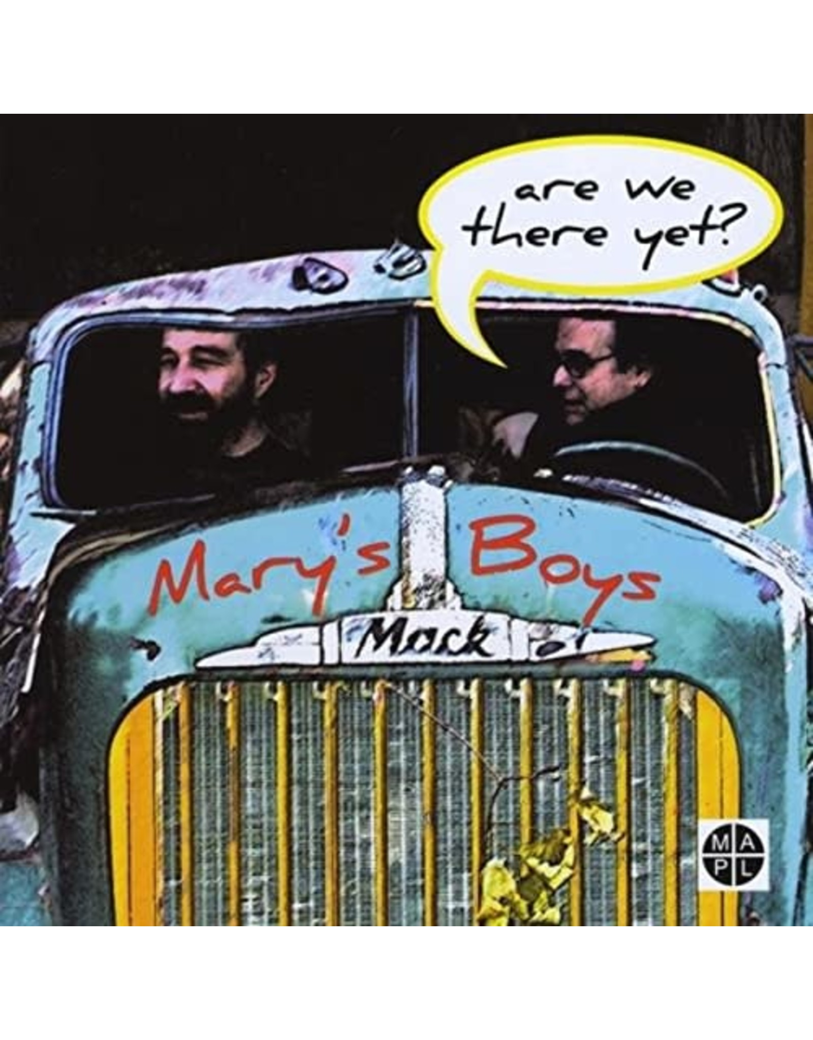 Mary's Boys - Are We There Yet? CD
