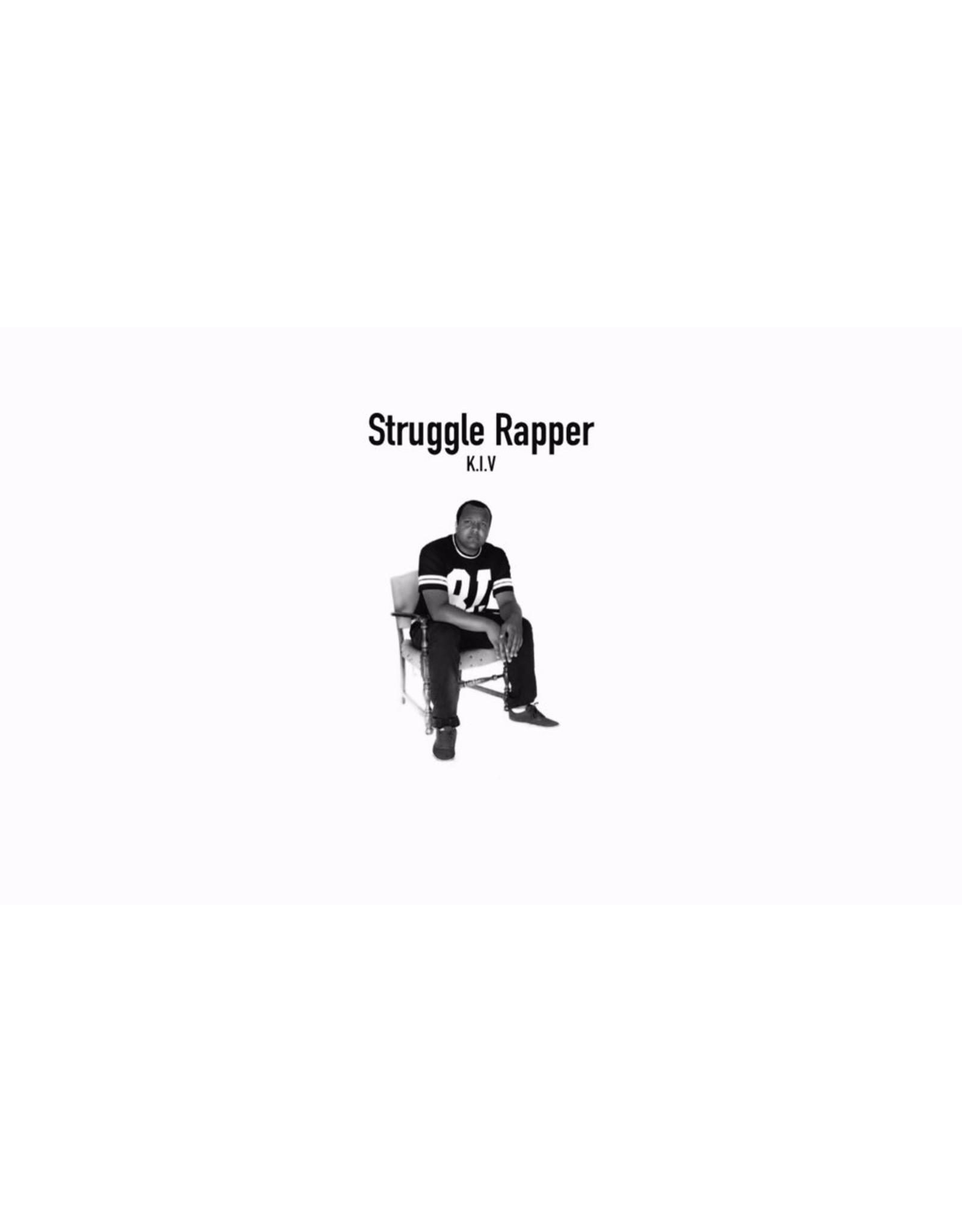 KIV - Struggle Rapper CD
