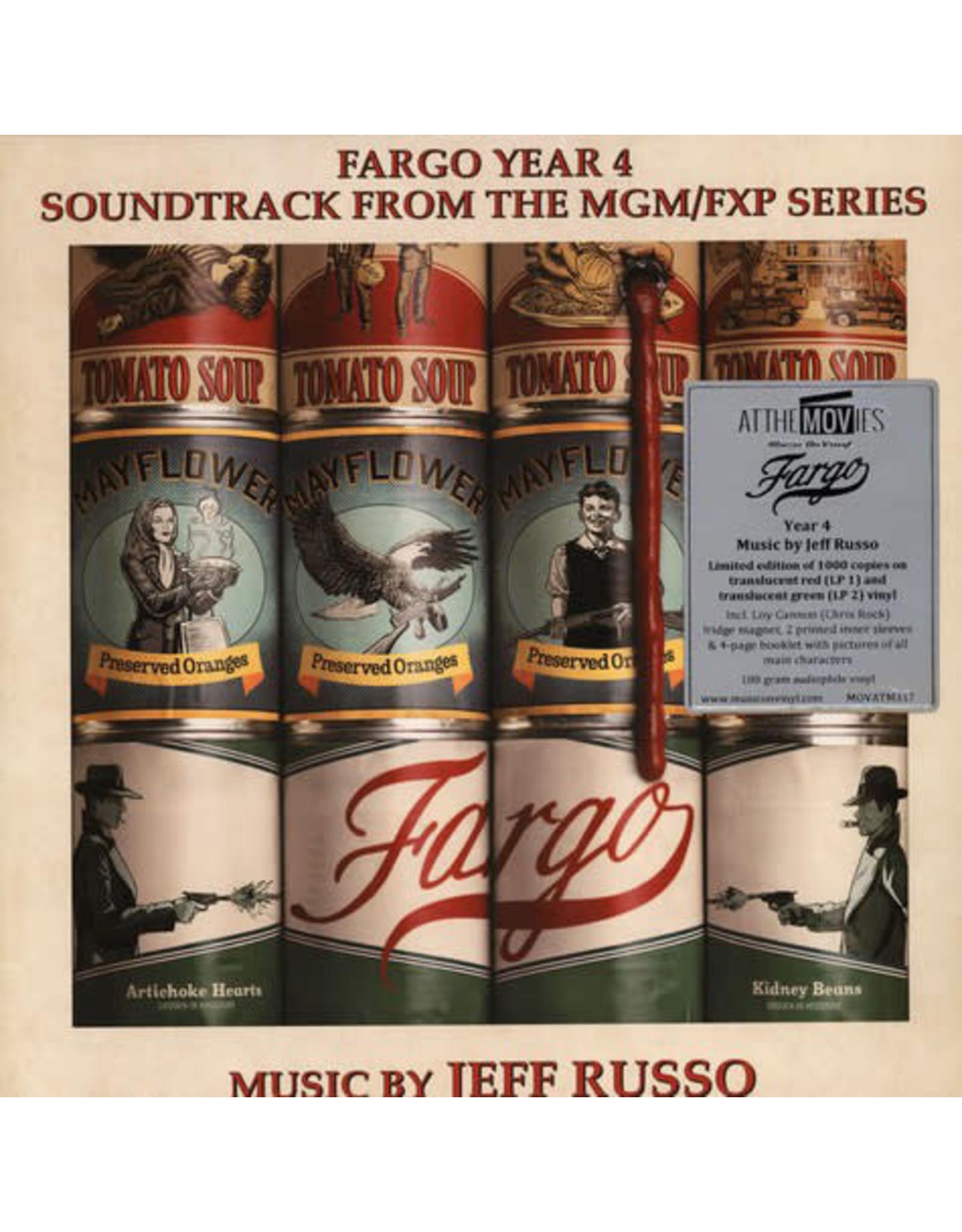OST - Fargo Year 4  - 2 LP (Red & Green vinyl)
