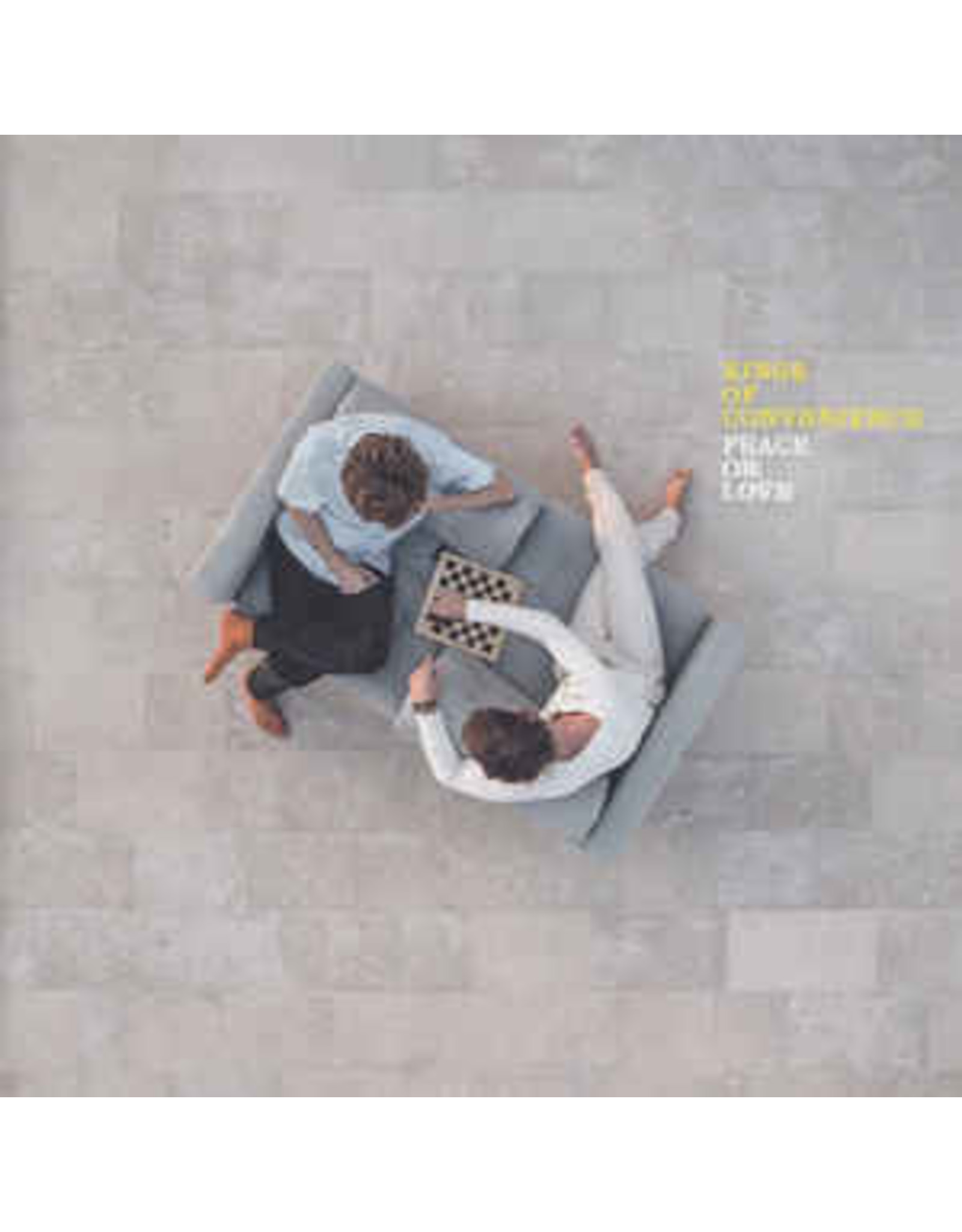 Kings of Convenience - Peace or Love LP