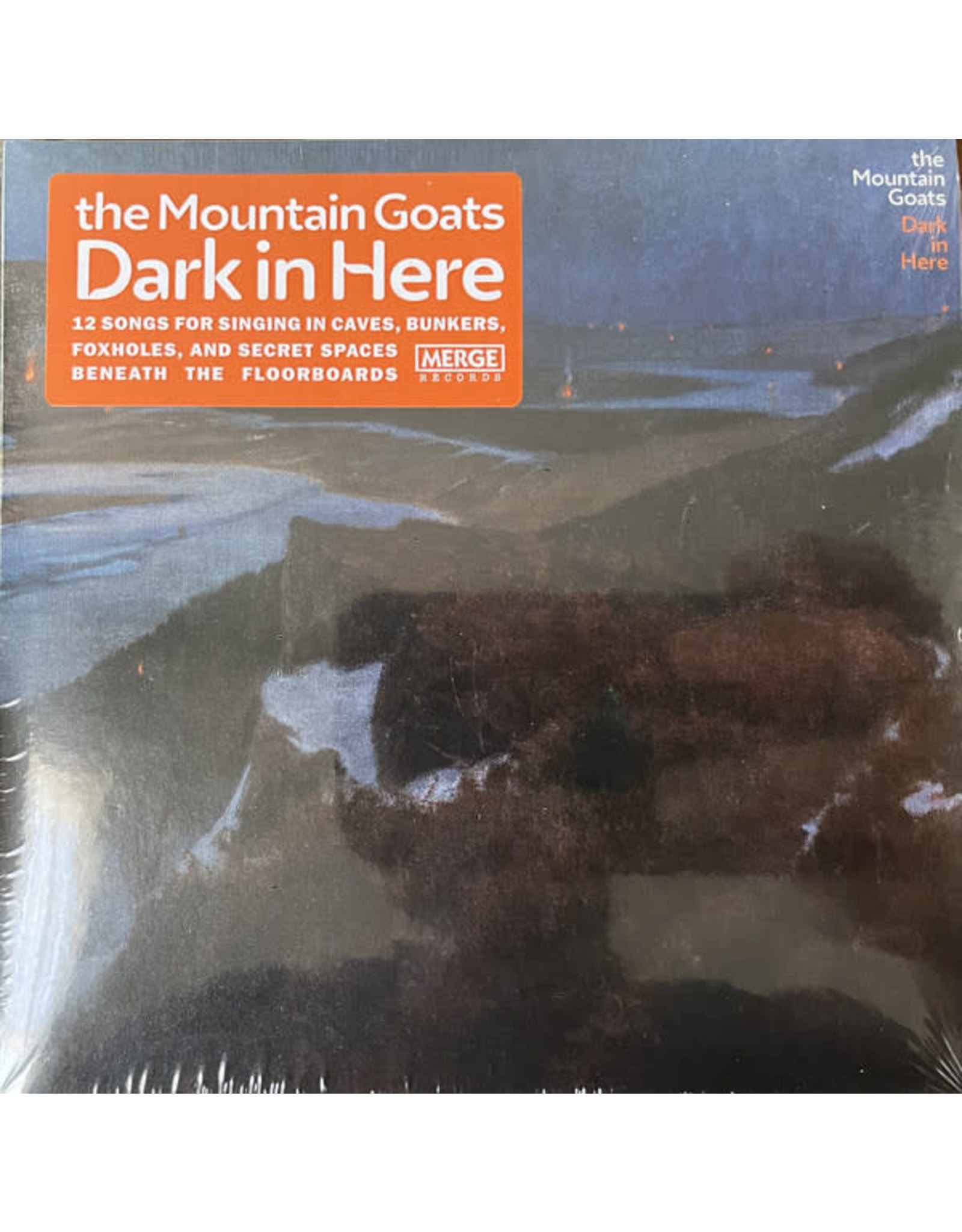 Mountain Goats, The - Dark in Here CD