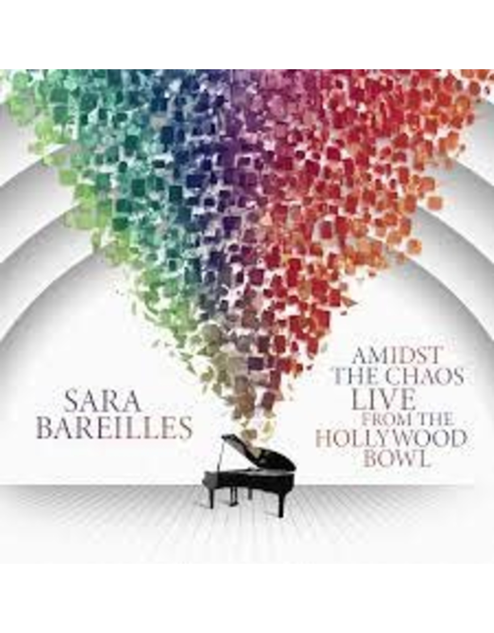 Bareilles, Sara - Amidst The Chaos Live From Hollywood Bowl