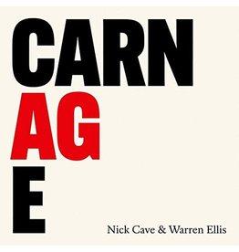 Cave, Nick and Warren Ellis - Carnage CD