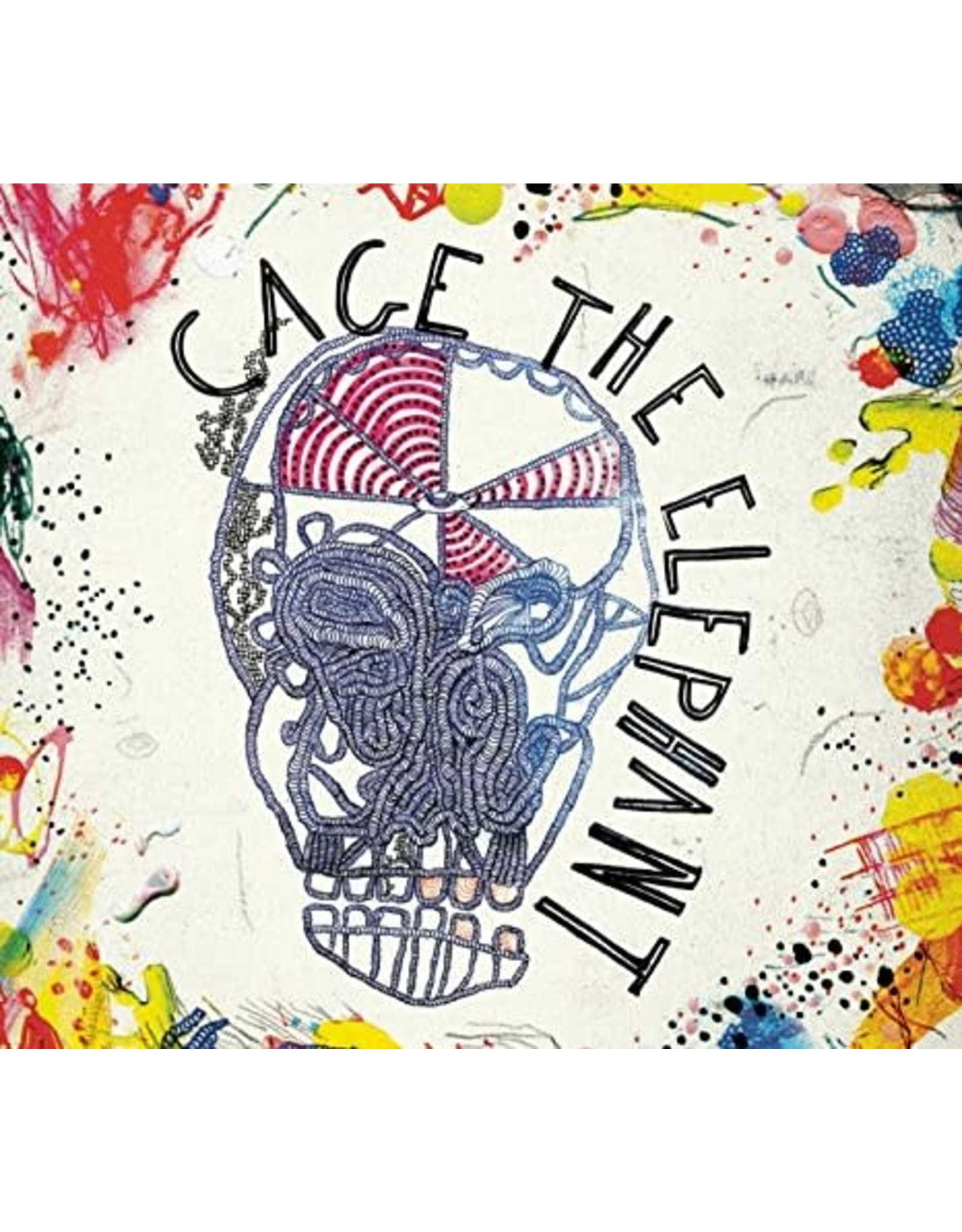 Cage The Elephant - S/T LP
