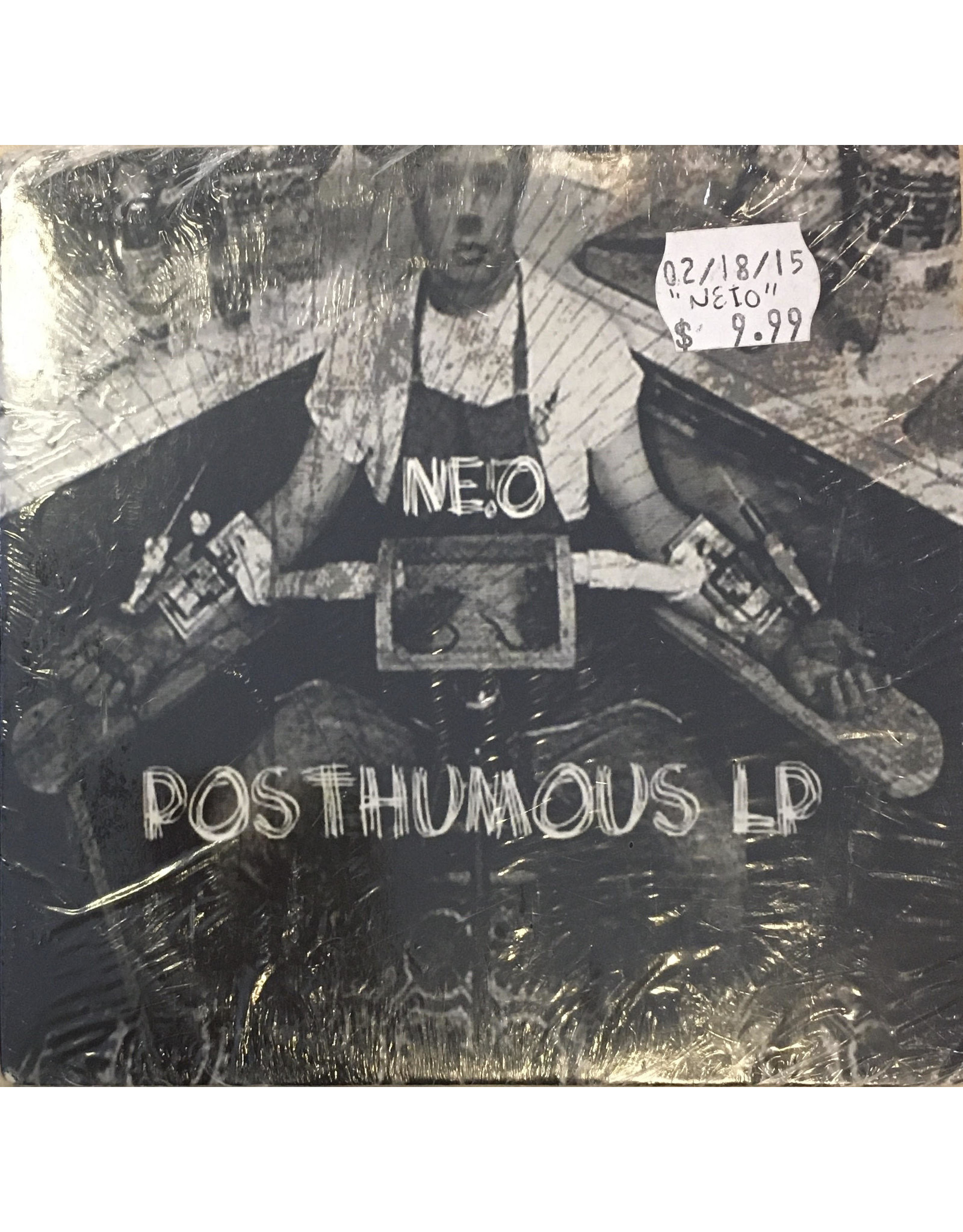 NEiO - Posthumous LP CD