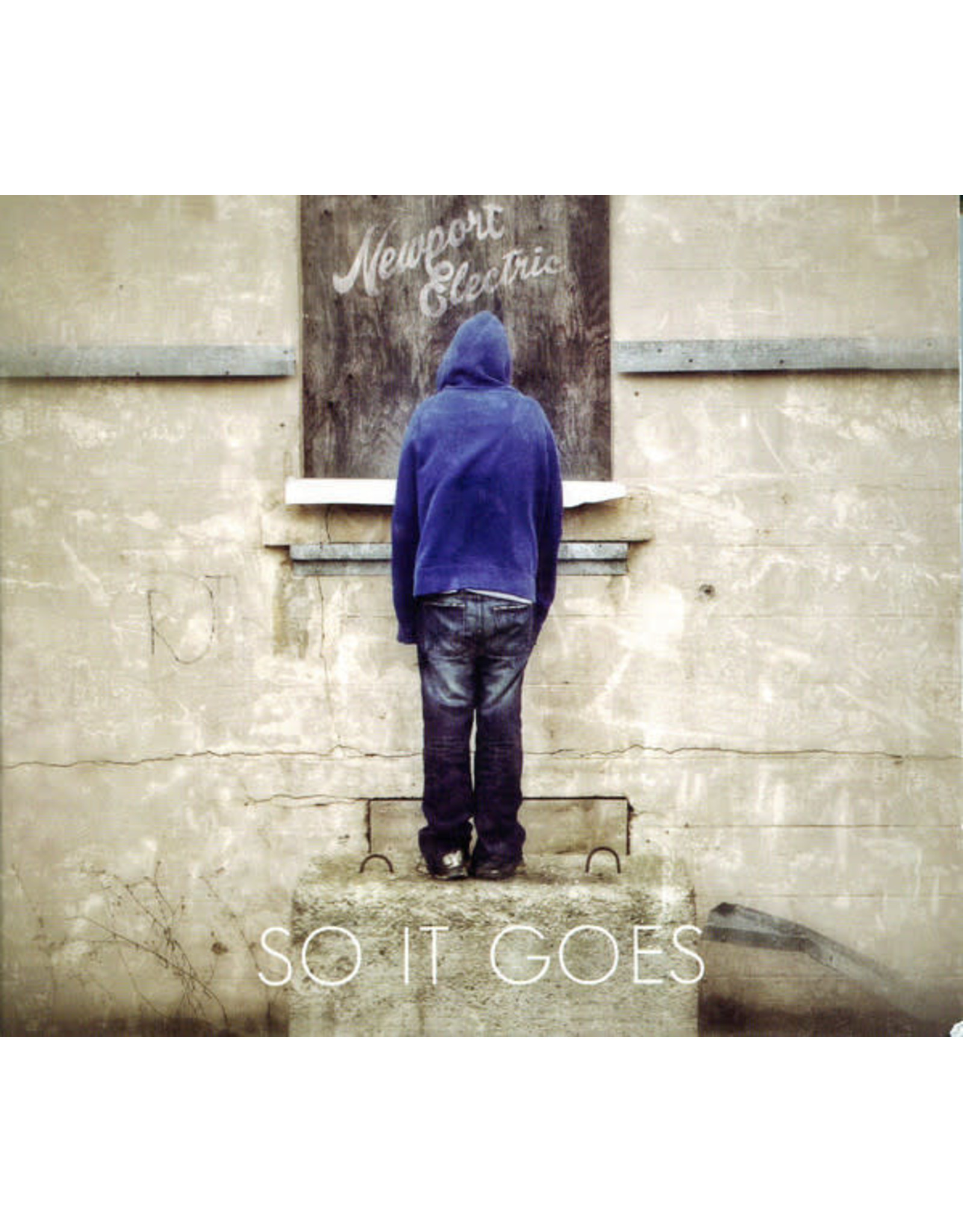 Newport Electric - So It Goes CD