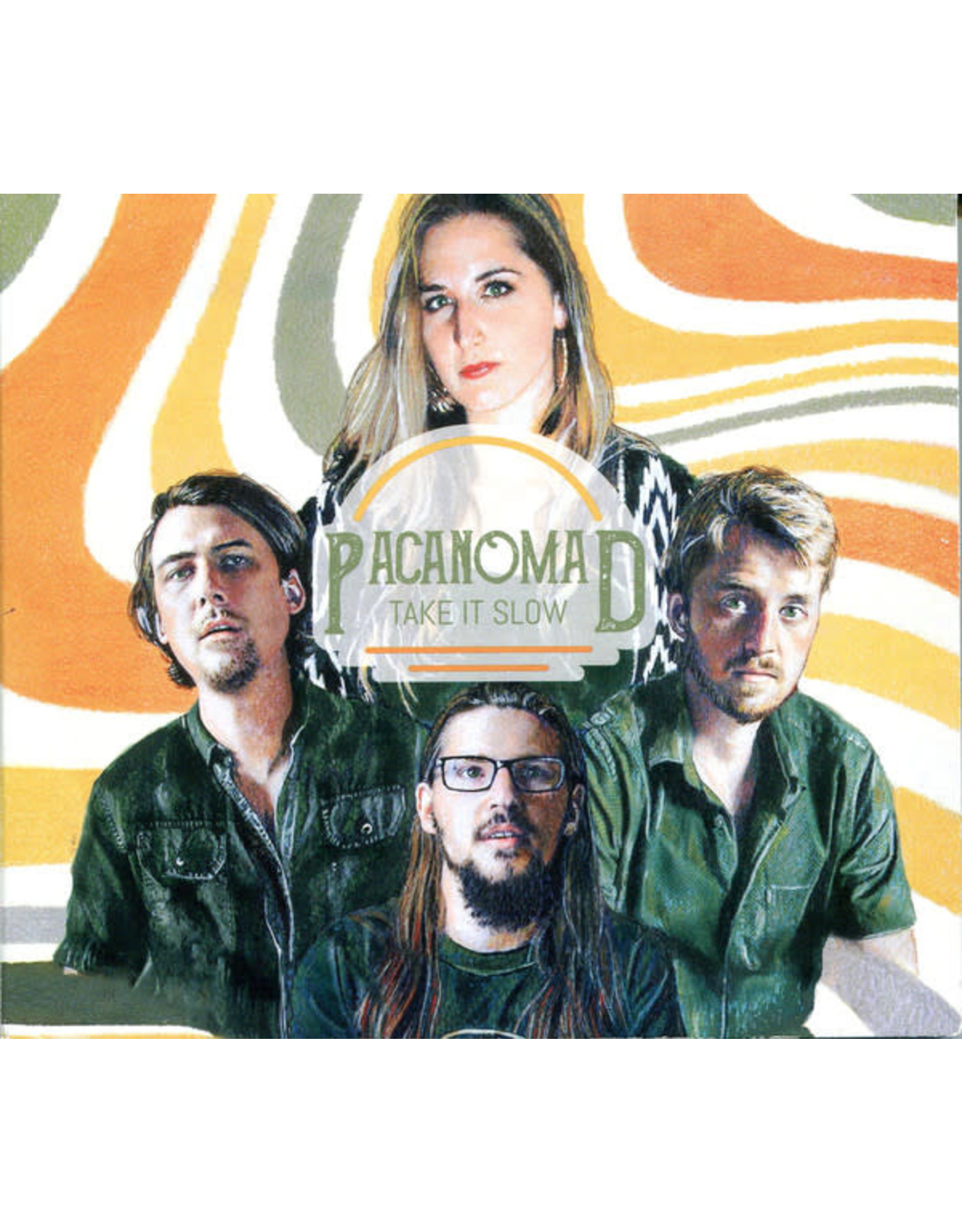 Pacanomad - Take It Slow CD