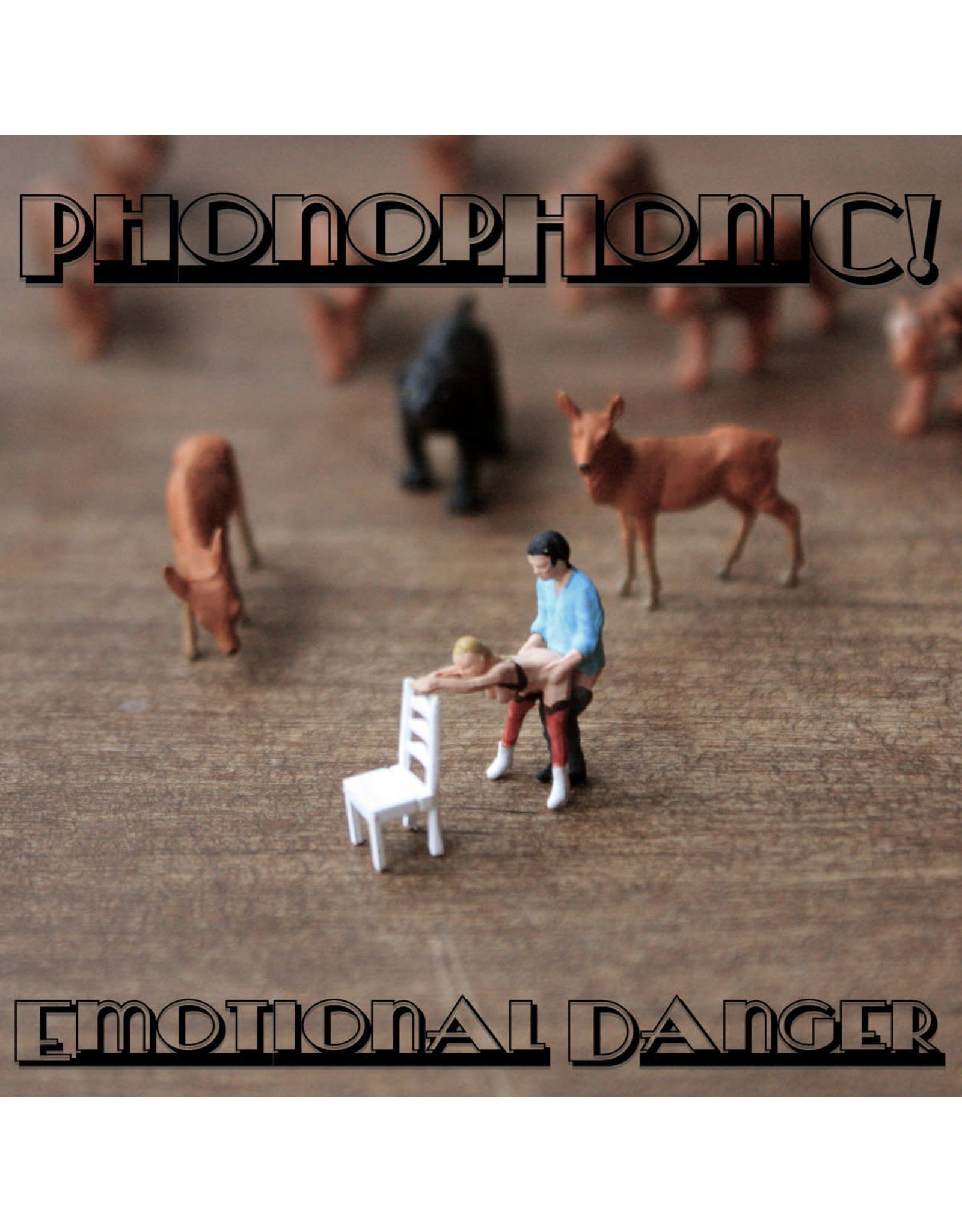 Phonophonic - Emotional Danger CD