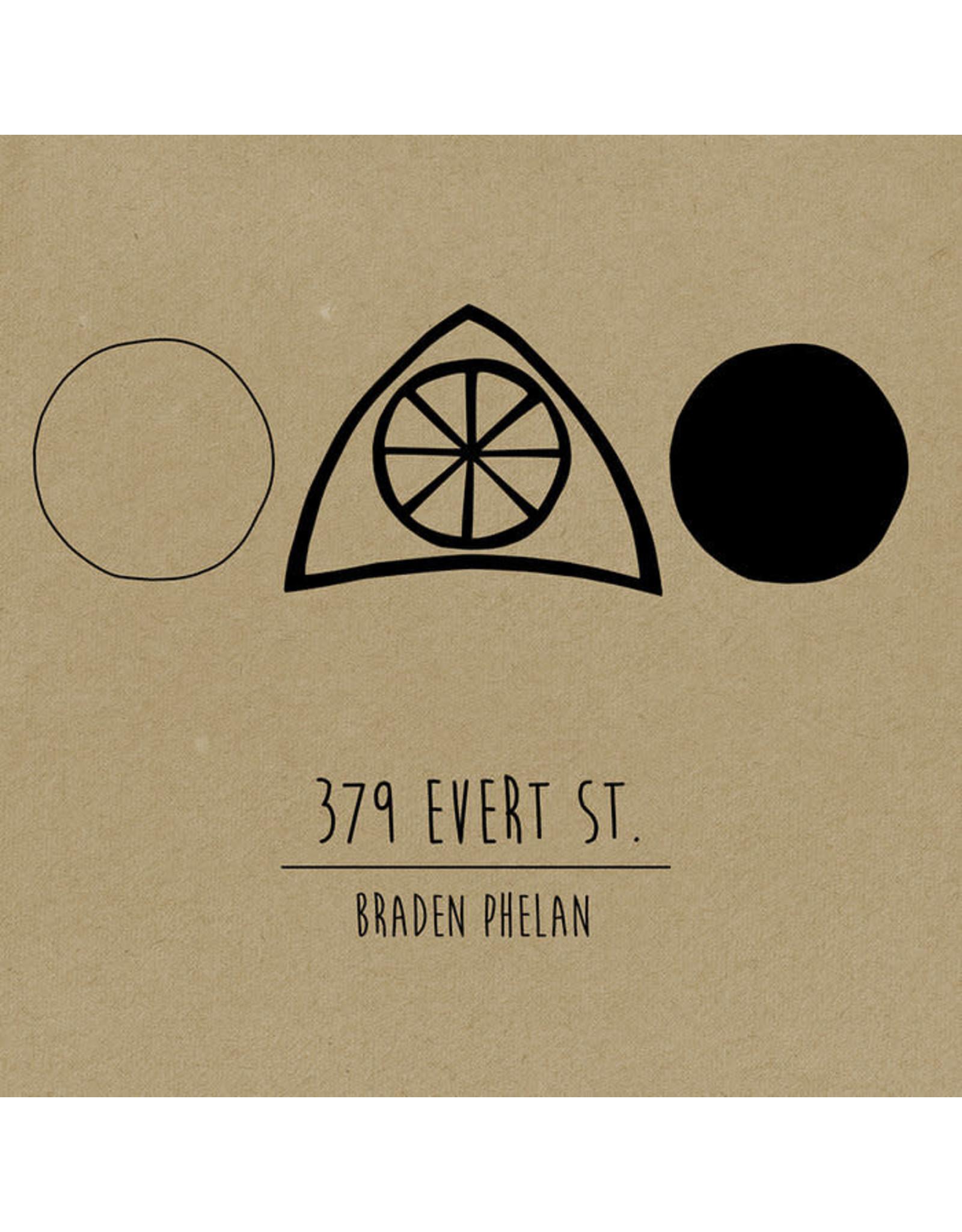 Phelan, Braden - 379 Evert St. CD