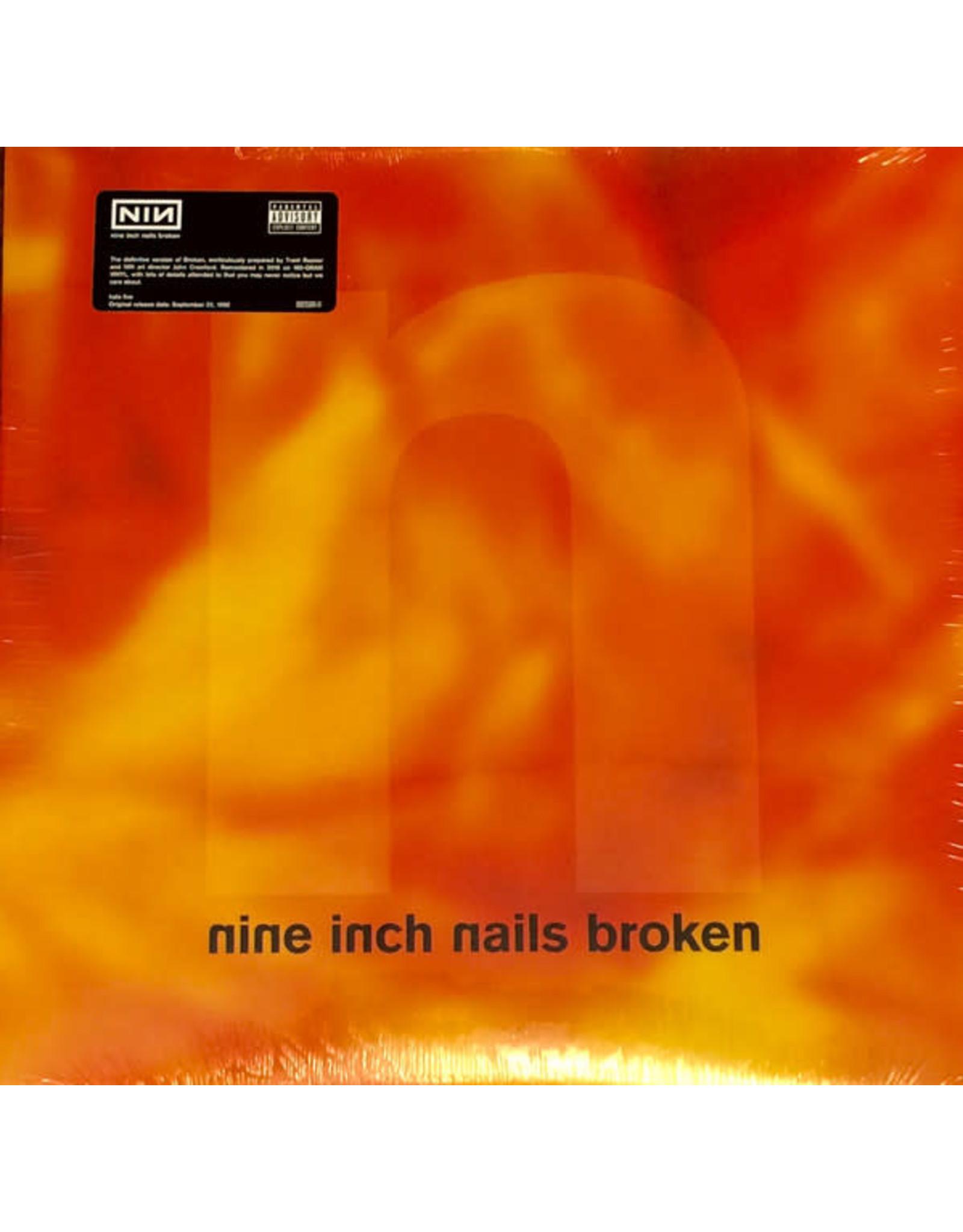 """Nine Inch Nails - Broken LP + 7"""""""
