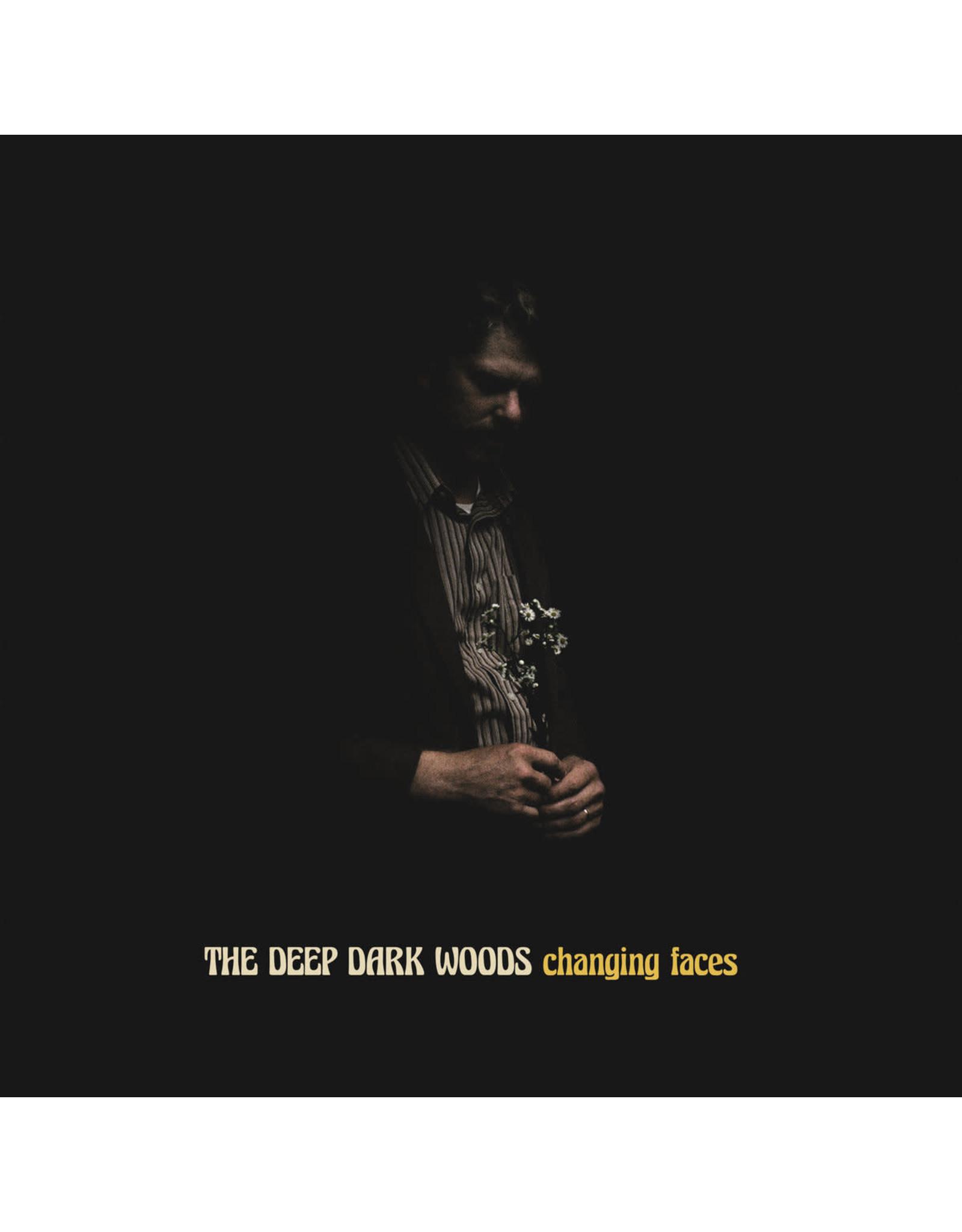 Deep Dark Woods - Changing Faces LP (Black & Yellow Veined Vinyl)
