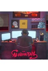 KSI - All Over The Place RED LP
