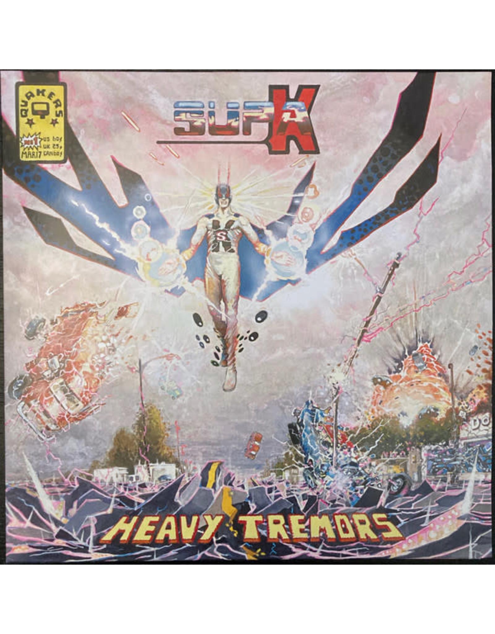 Quakers - Supa K: Heavy Tremors 2LP