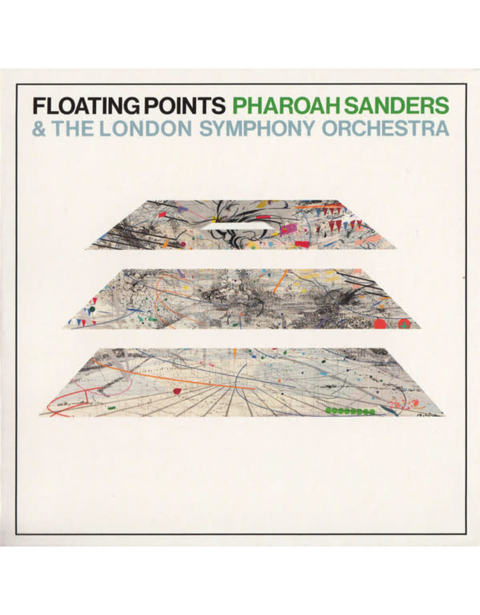 Floating Points, Pharoah Sanders & The London Symphony Orchestra – Promises CD