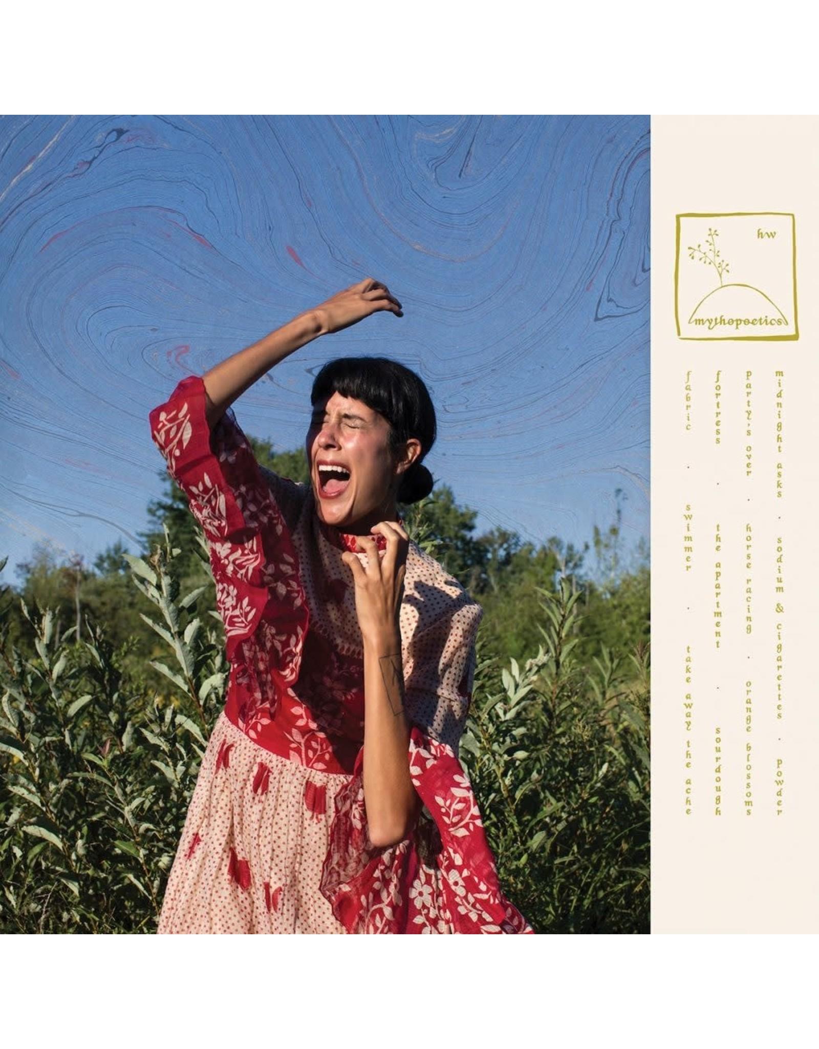 Half Waif - Mythopoetics (indie shop splatter vinyl) LP