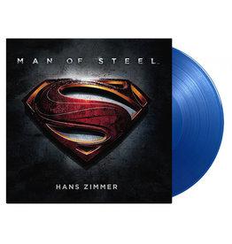 Zimmer, Hans - Man of Steel OST (transparent blue vinyl + goodies) 2LP