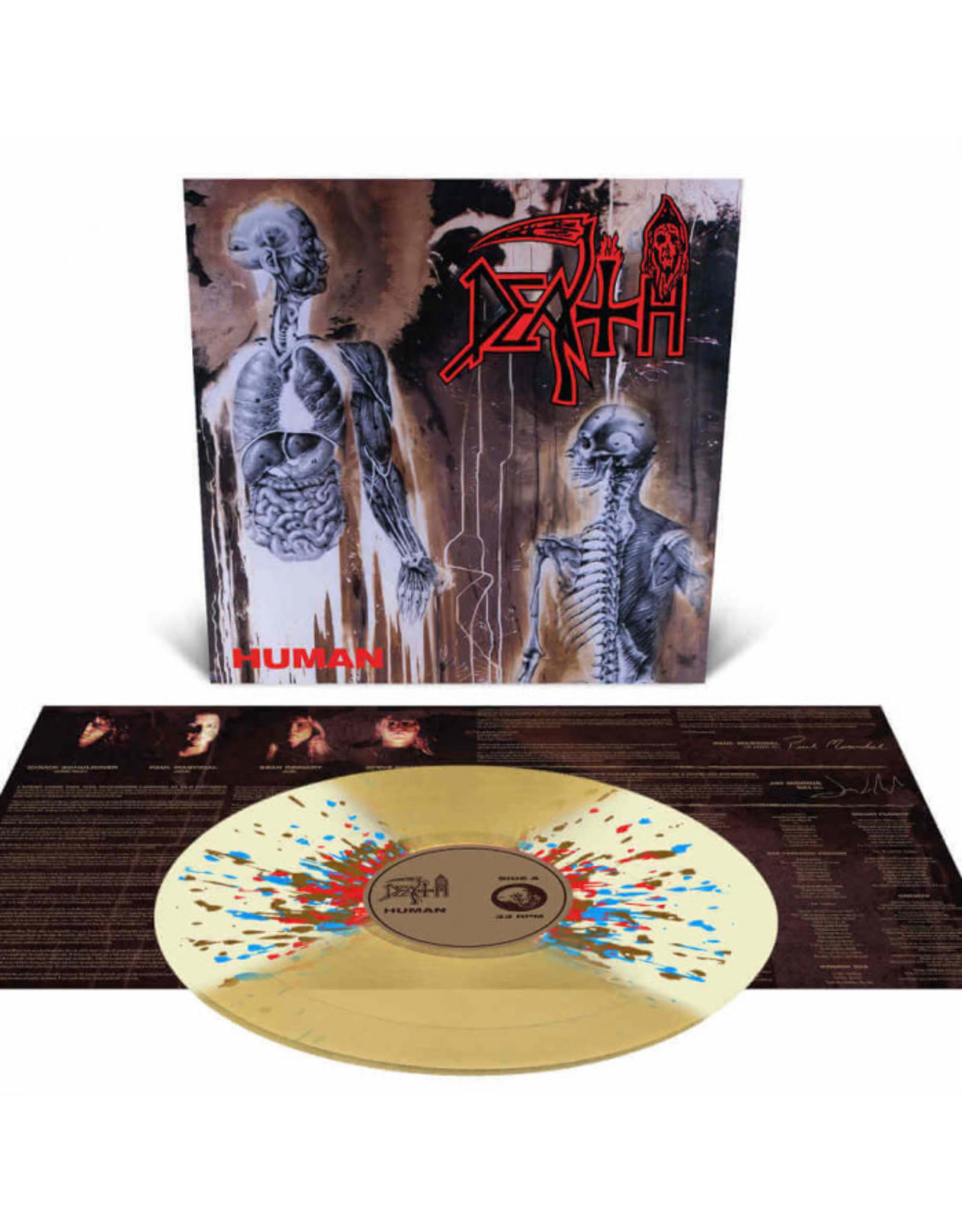 Death - Human LP (butterfly splatter vinyl)