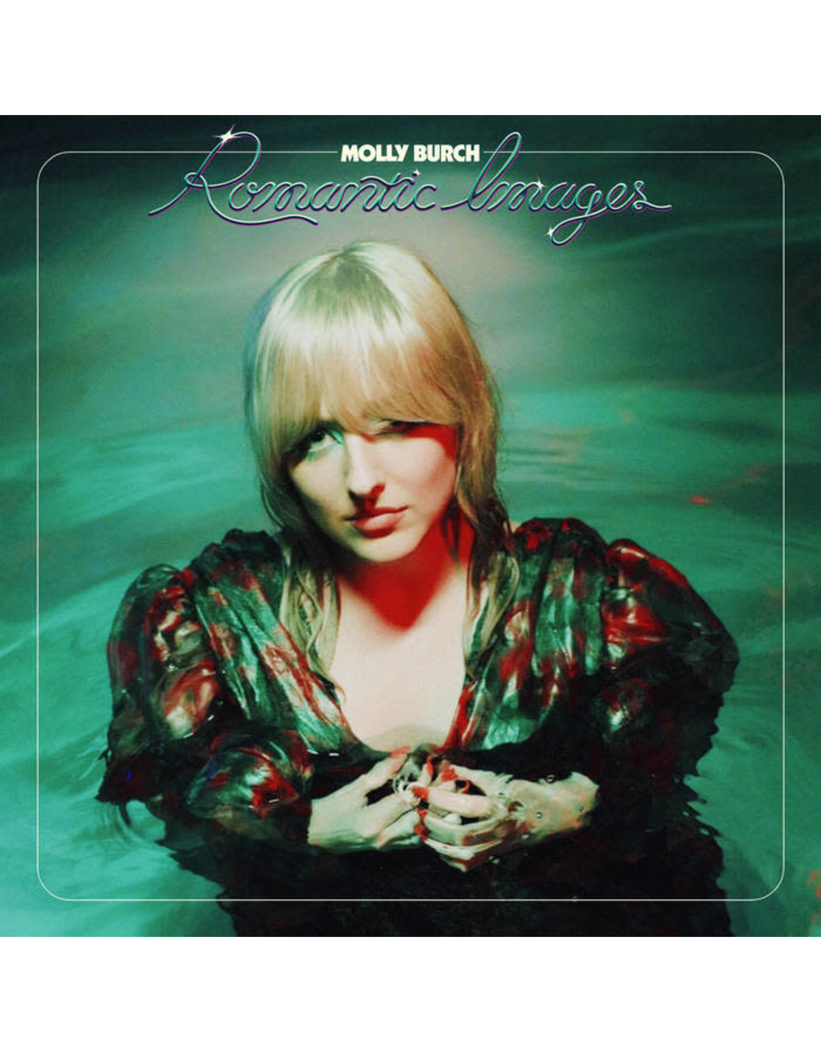 Burch, Molly - Romantic Images CD