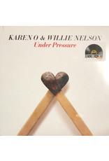 """Karen O & Nelson, Willie - Under Pressure 7"""" (RSD)"""