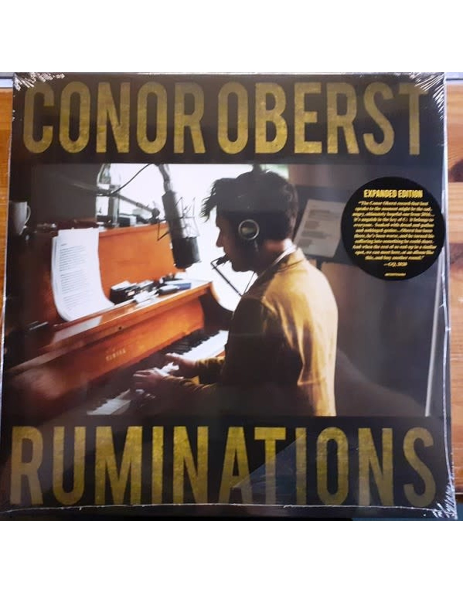 Oberst, Conor - Ruminations: Expanded Edition LP (RSD)