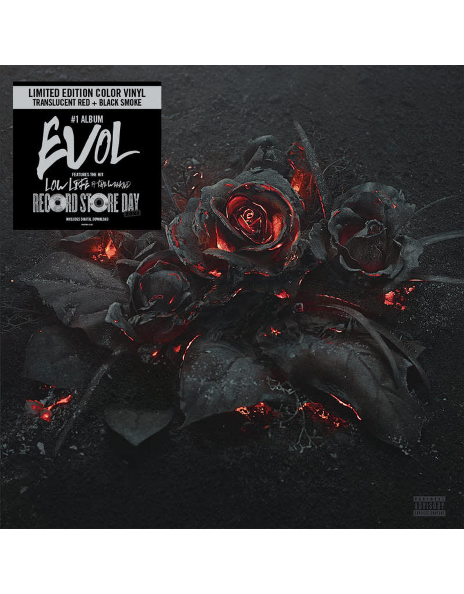 Future - Evol (RSD translucent red/black smoke vinyl) LP
