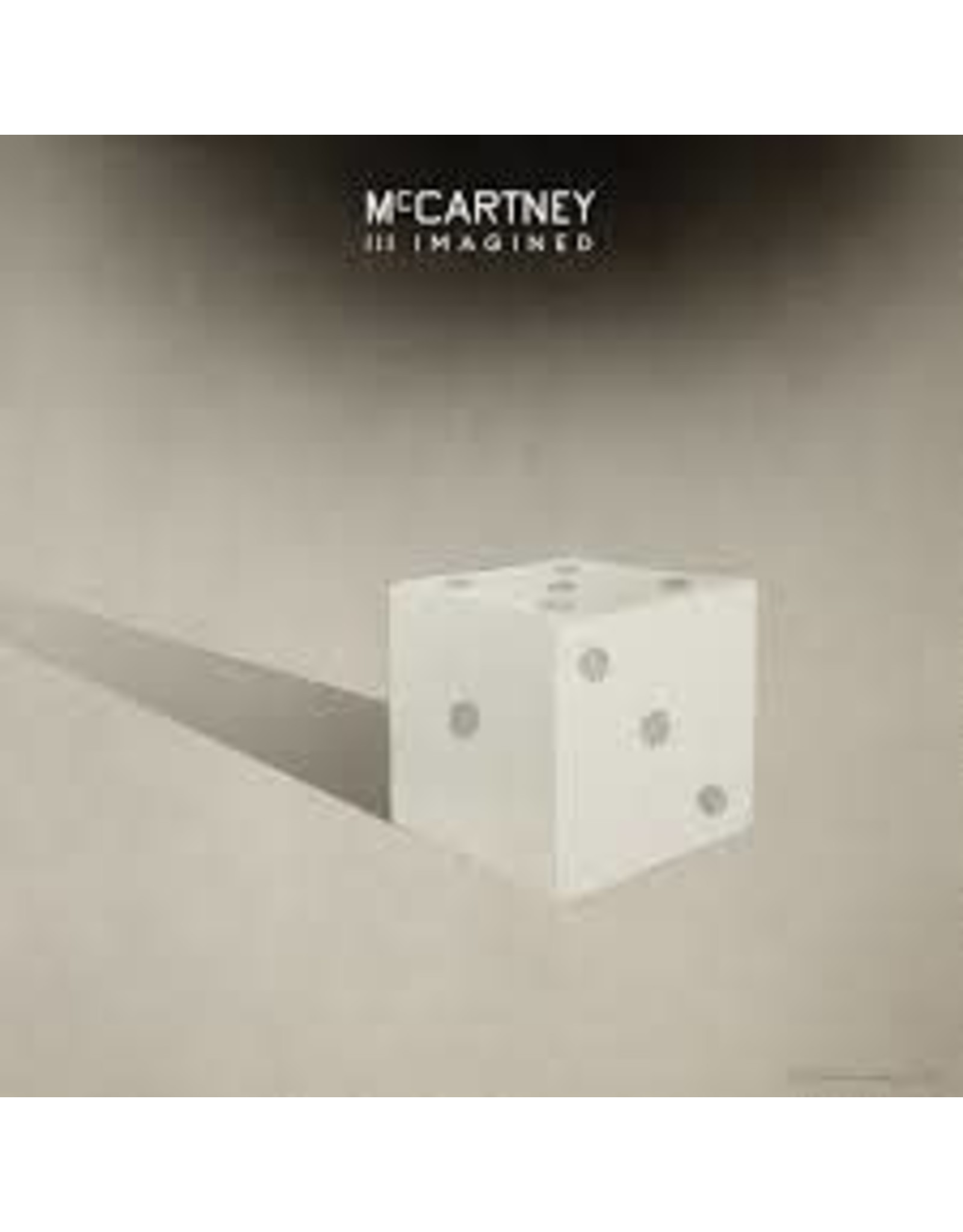 McCartney, Paul - III Imagined LP (Gold Vinyl)
