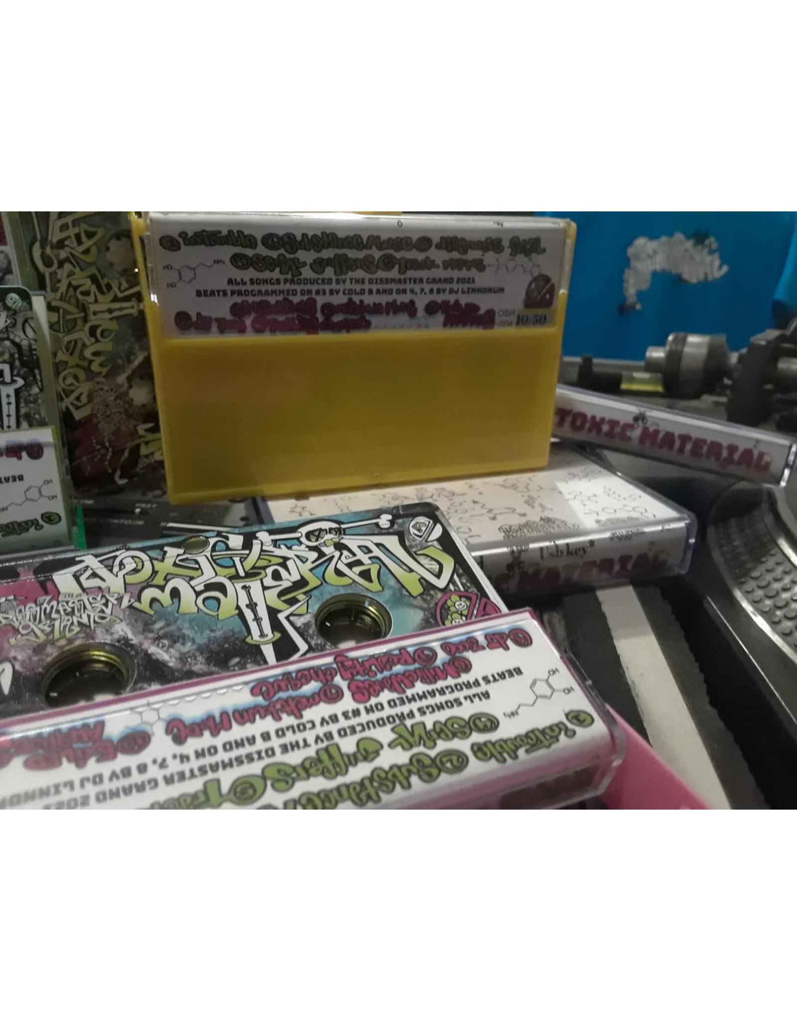 Dissmaster Grand - Toxic Material CASSETTE