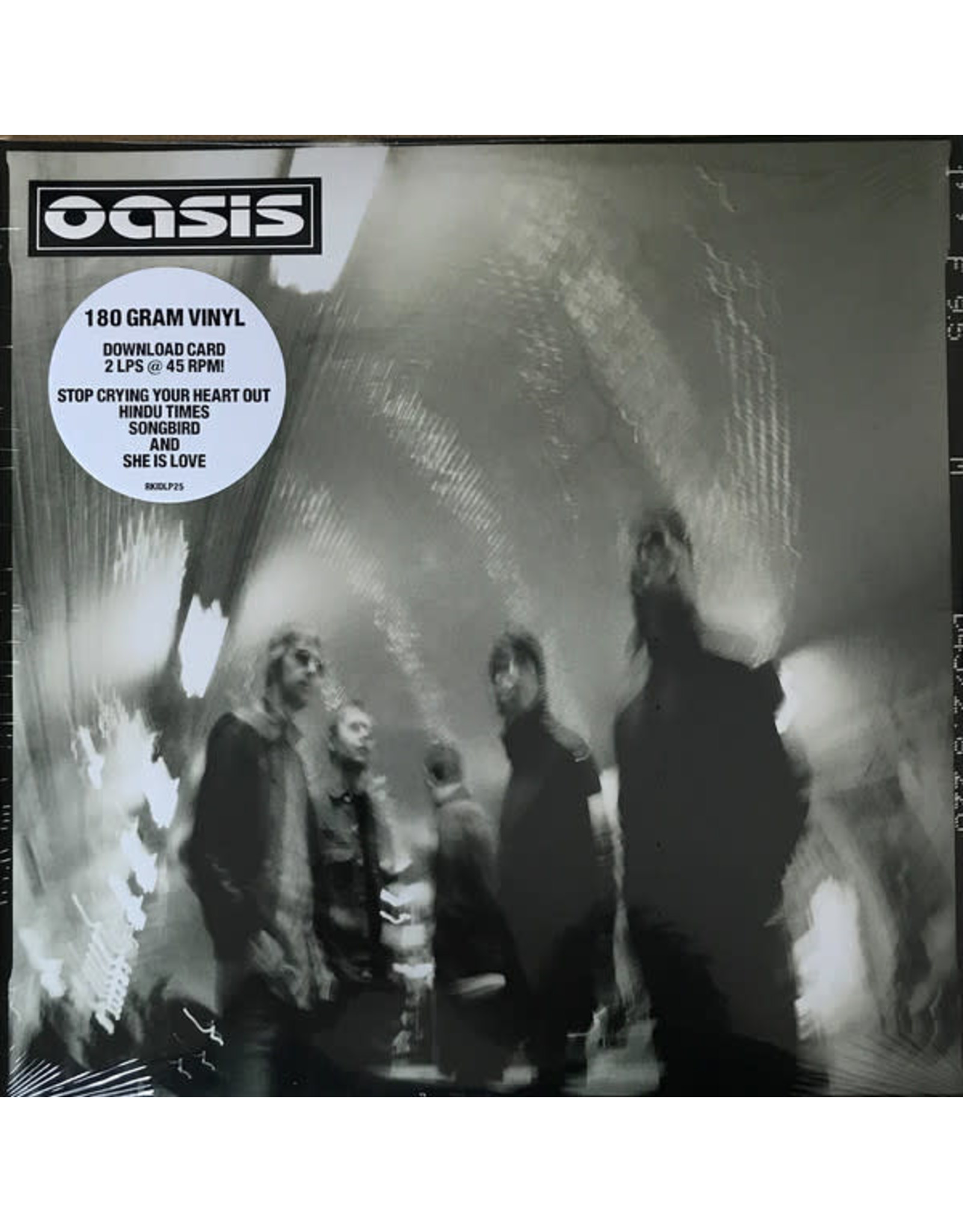 Oasis - Heathen Chemistry 2LP