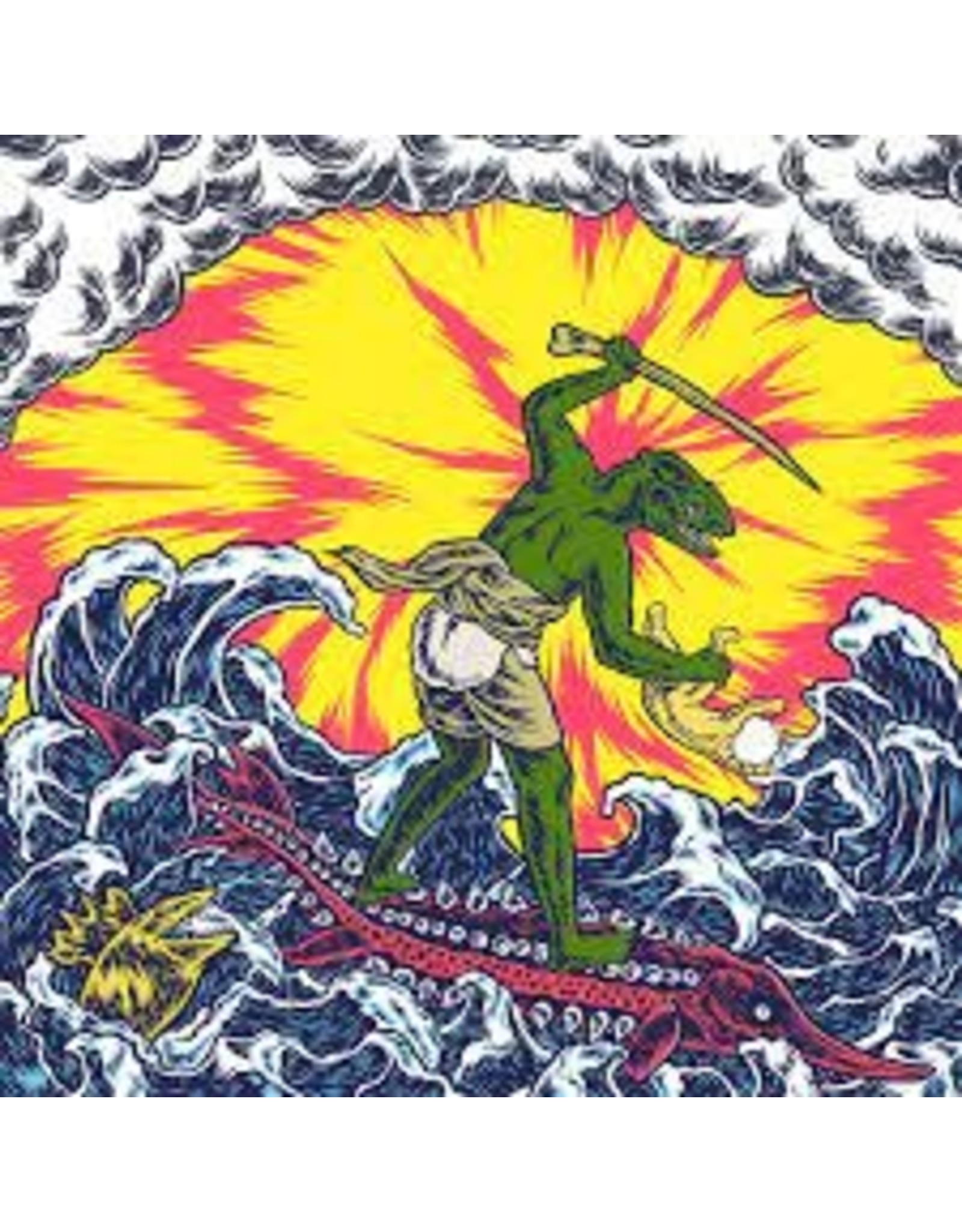 King Gizzard and the Lizard Wizard - Teenage Gizzard