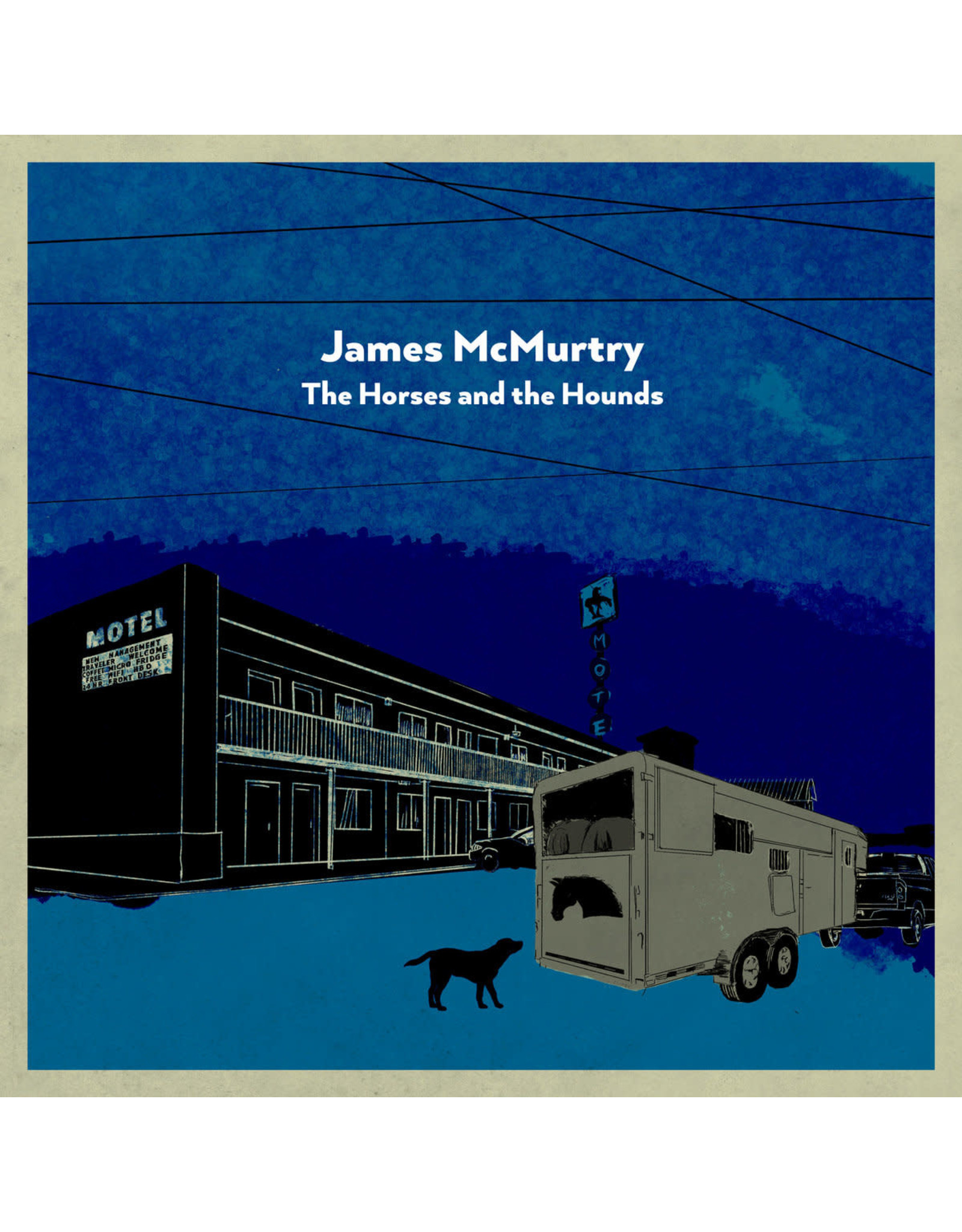 McMurtry, James - The Horses and the Hounds LP (Indie Exclusive)