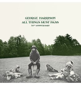Harrison, George - All Things Must Pass 5LP Boxset (50th Anniversary)