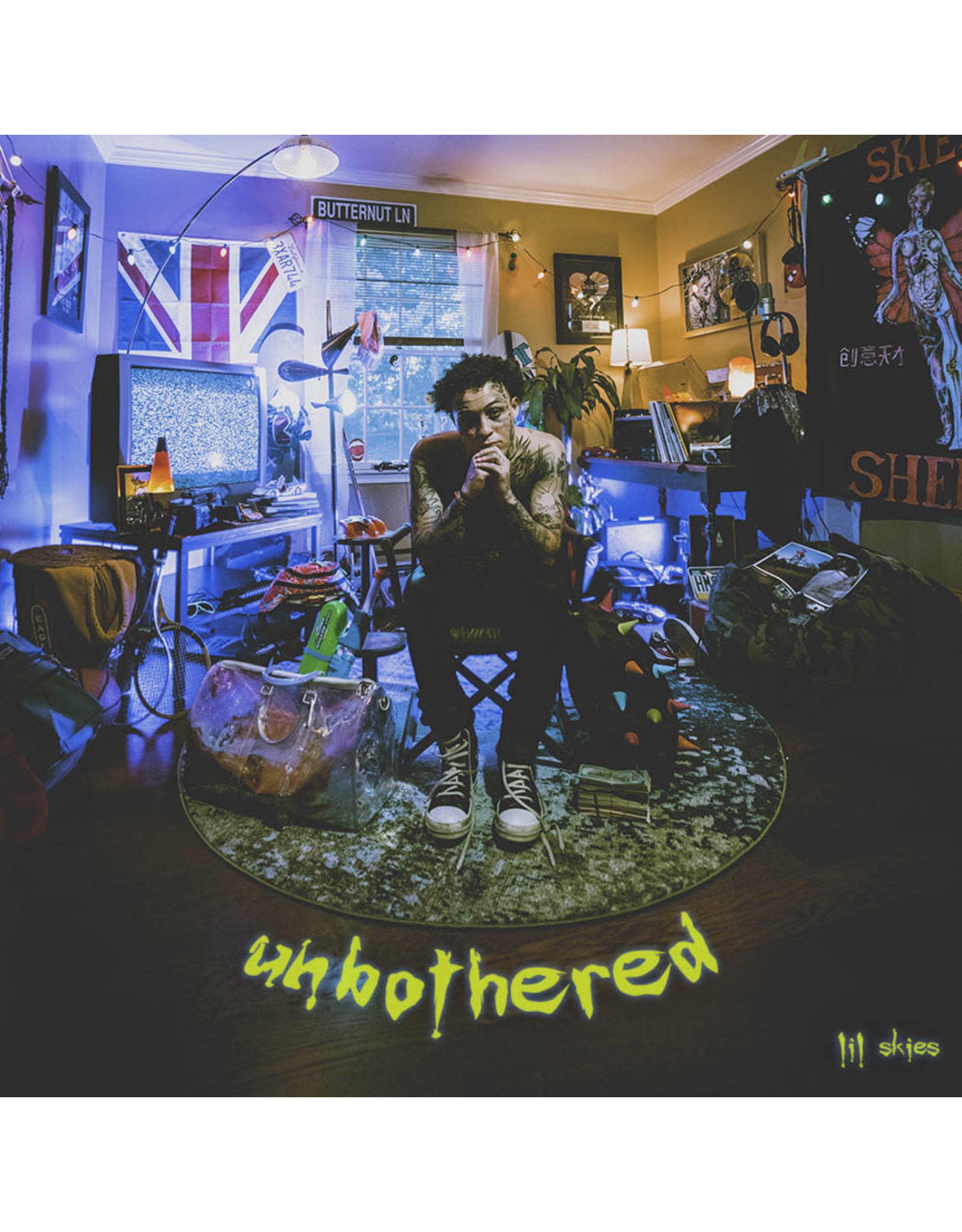 Lil Skies - Unbothered LP