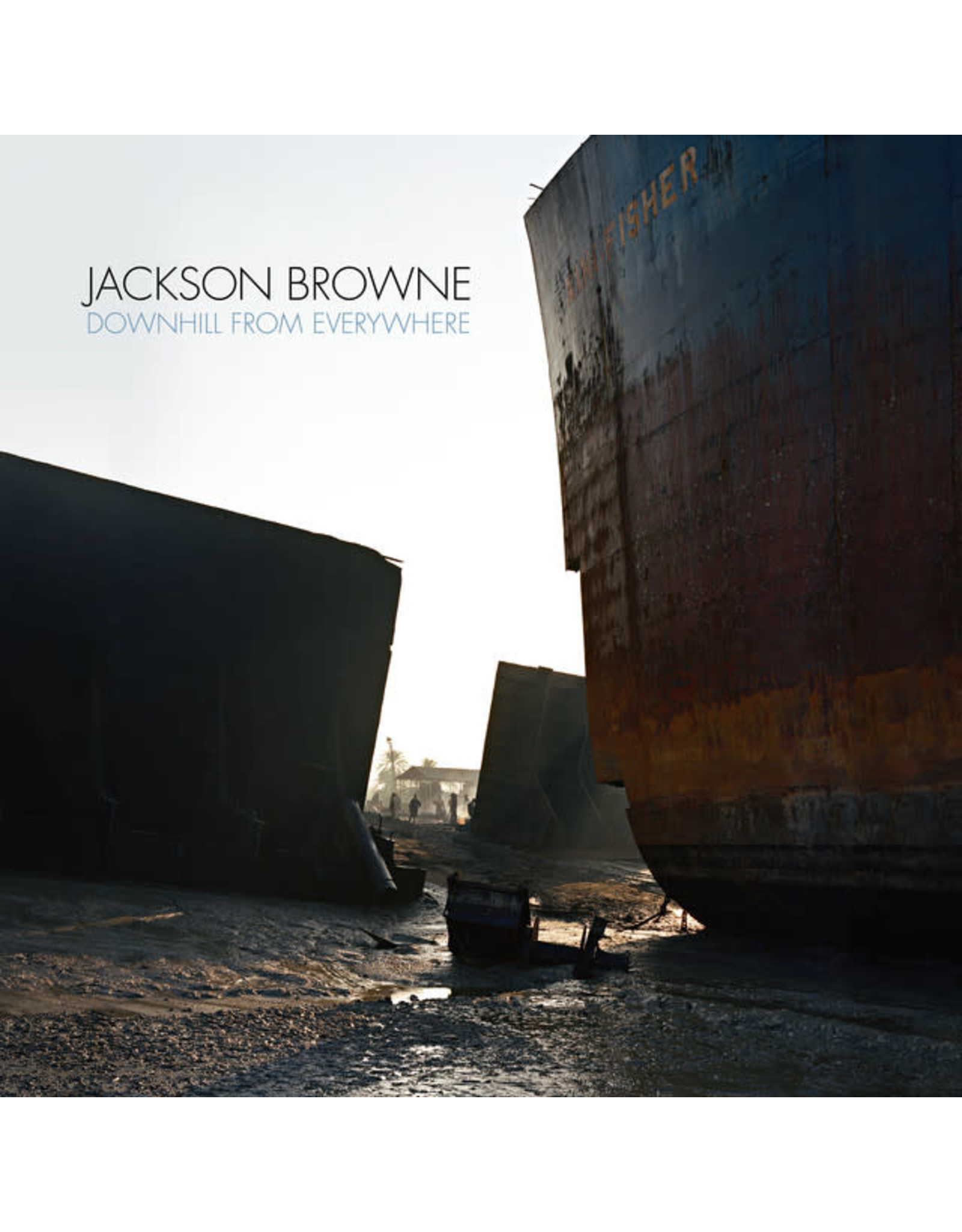 Browne, Jackson - Downhill From Everywhere 2LP