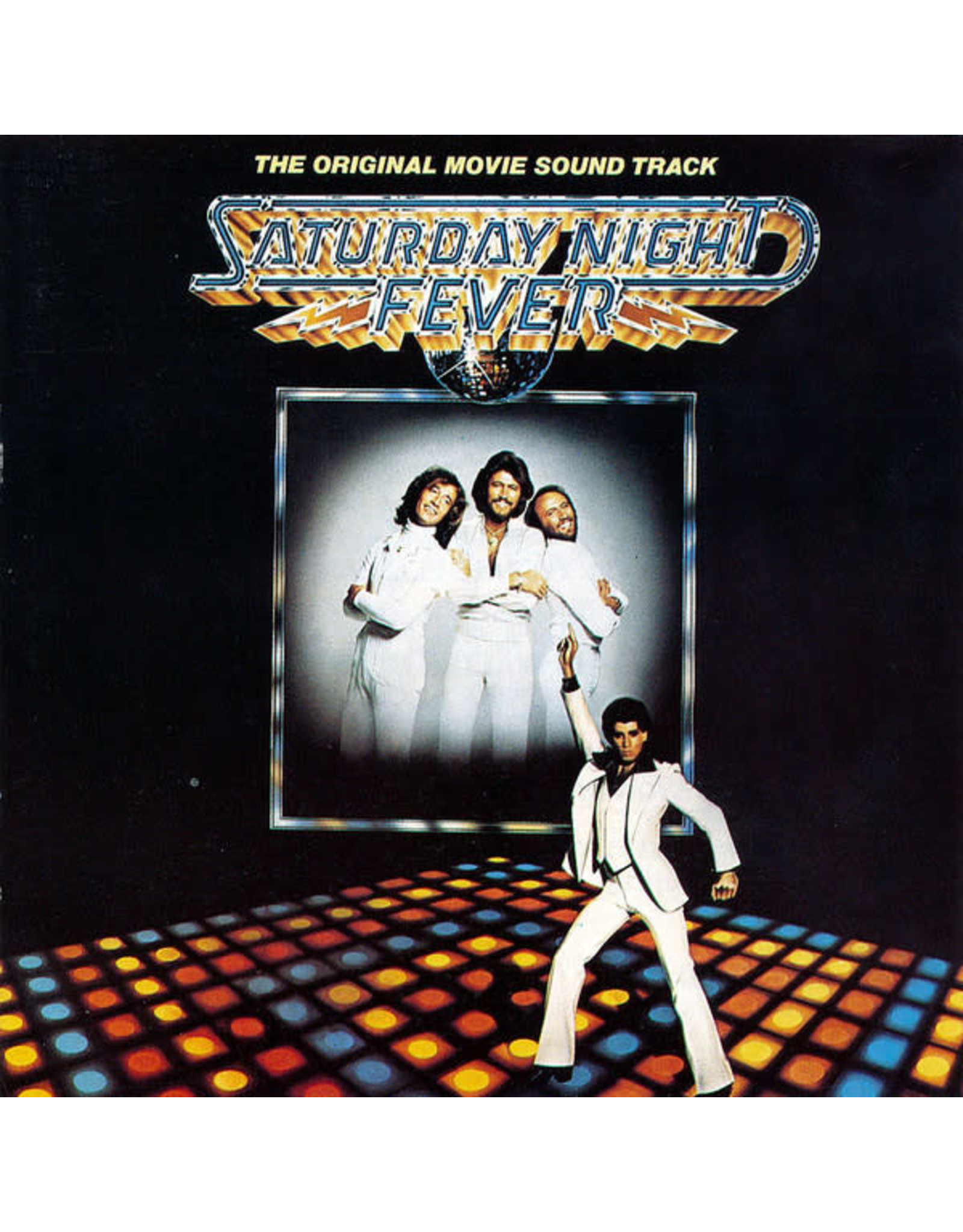 Bee Gees - Saturday Night Fever (Soundtrack) CD
