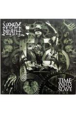 Napalm Death - Time Waits For No Slave LP