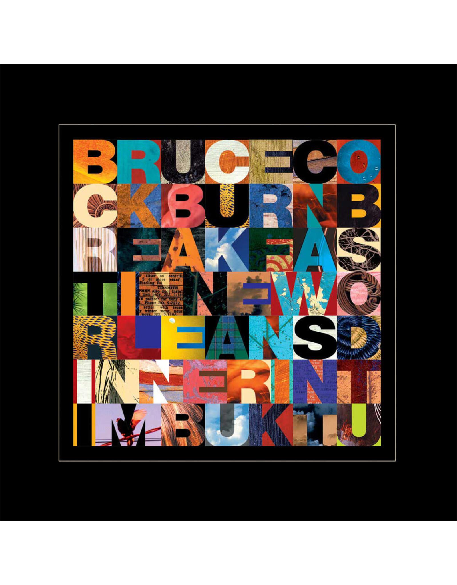 Cockburn, Bruce - Breakfast In New Orleans Dinner In Timbuktu 2LP (180 g Coloured Vinyl)