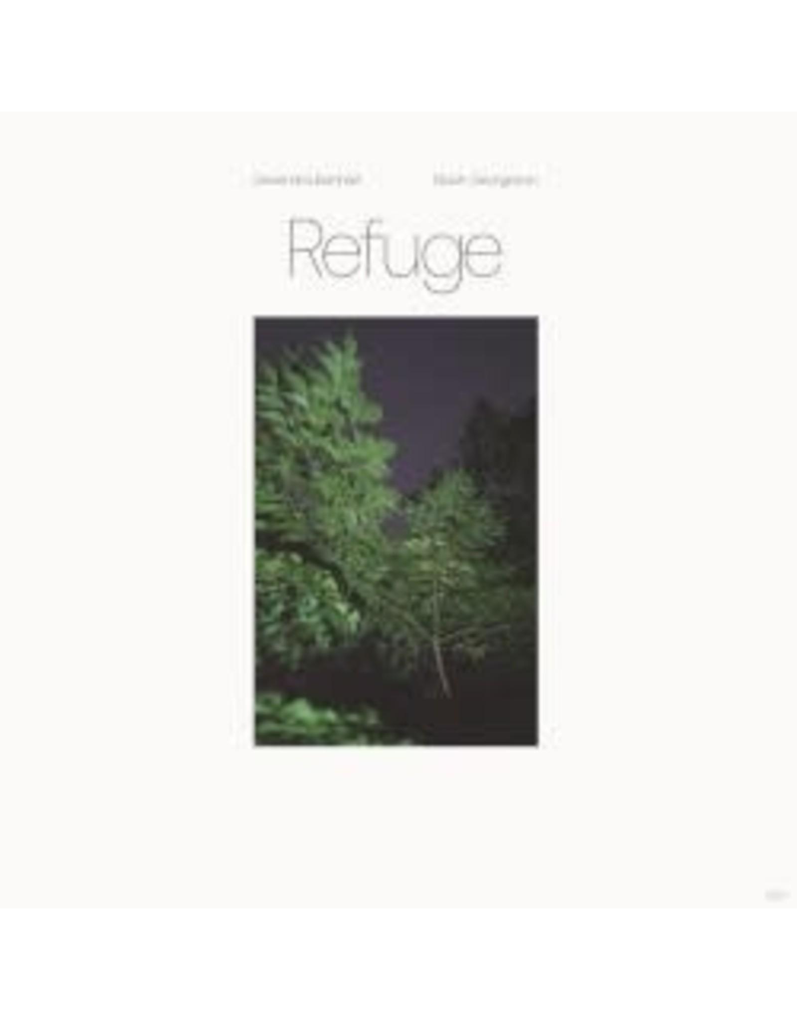 Banhart, Devendra & Georgeson, Noah - Refuge 2LP (blue seaglass wave translucent vinyl)