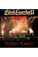 Blind Guardian - Tokyo Tales LP (Orange with Black Splatter)