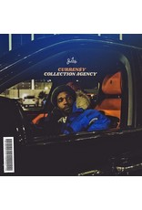 Curren$y - Collection Agency LP (Orange Vinyl)