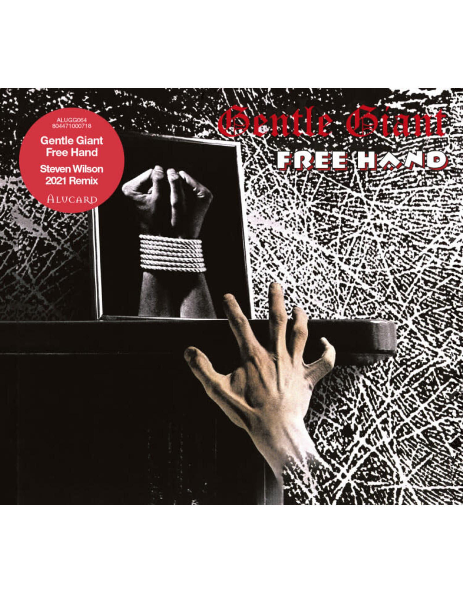 Gentle Giant - Free Hand (Steven Wilson mix) LP (Red Vinyl)