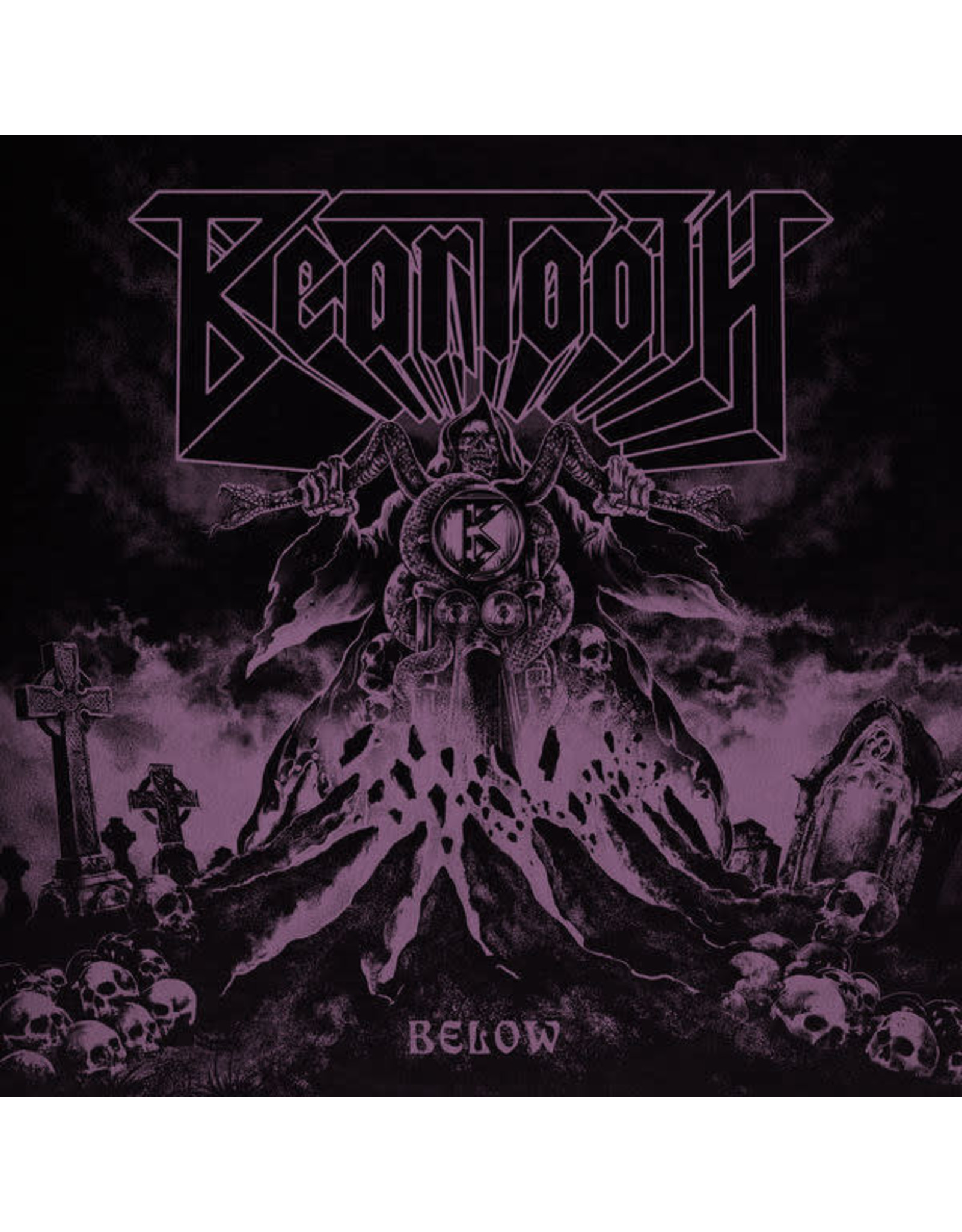 Beartooth - Below LP (Purple)