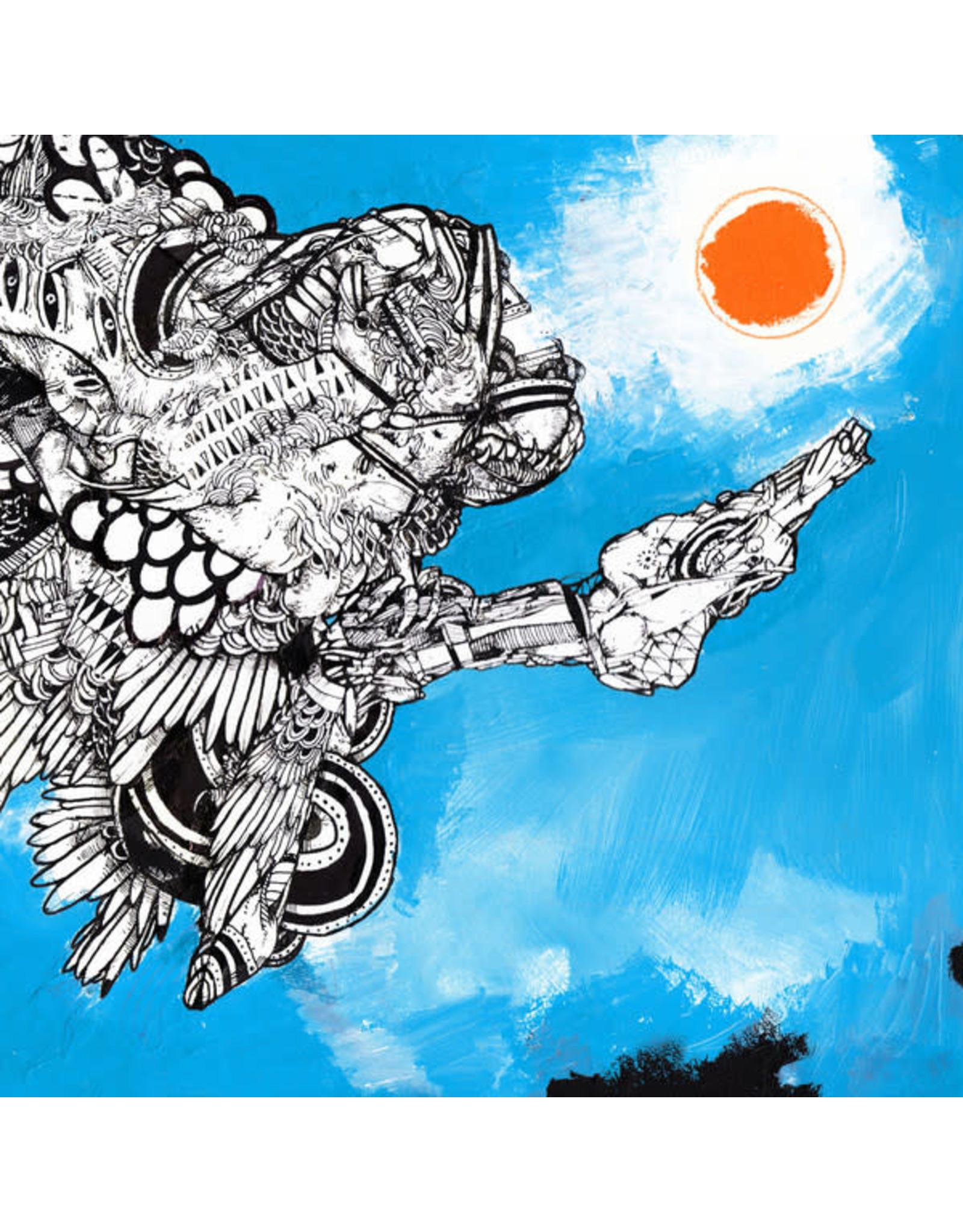 Frail Body / Infant Island / massa nera / dianacrawls – Hymnes Aux Désarrois de la Peau / Hymns For The Disarray Of Skin Cassette (Ltd. Turquoise/Black Splatter)