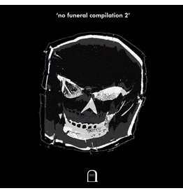 V/A - No Funeral Records Compilation #2 Cassette (Silver)