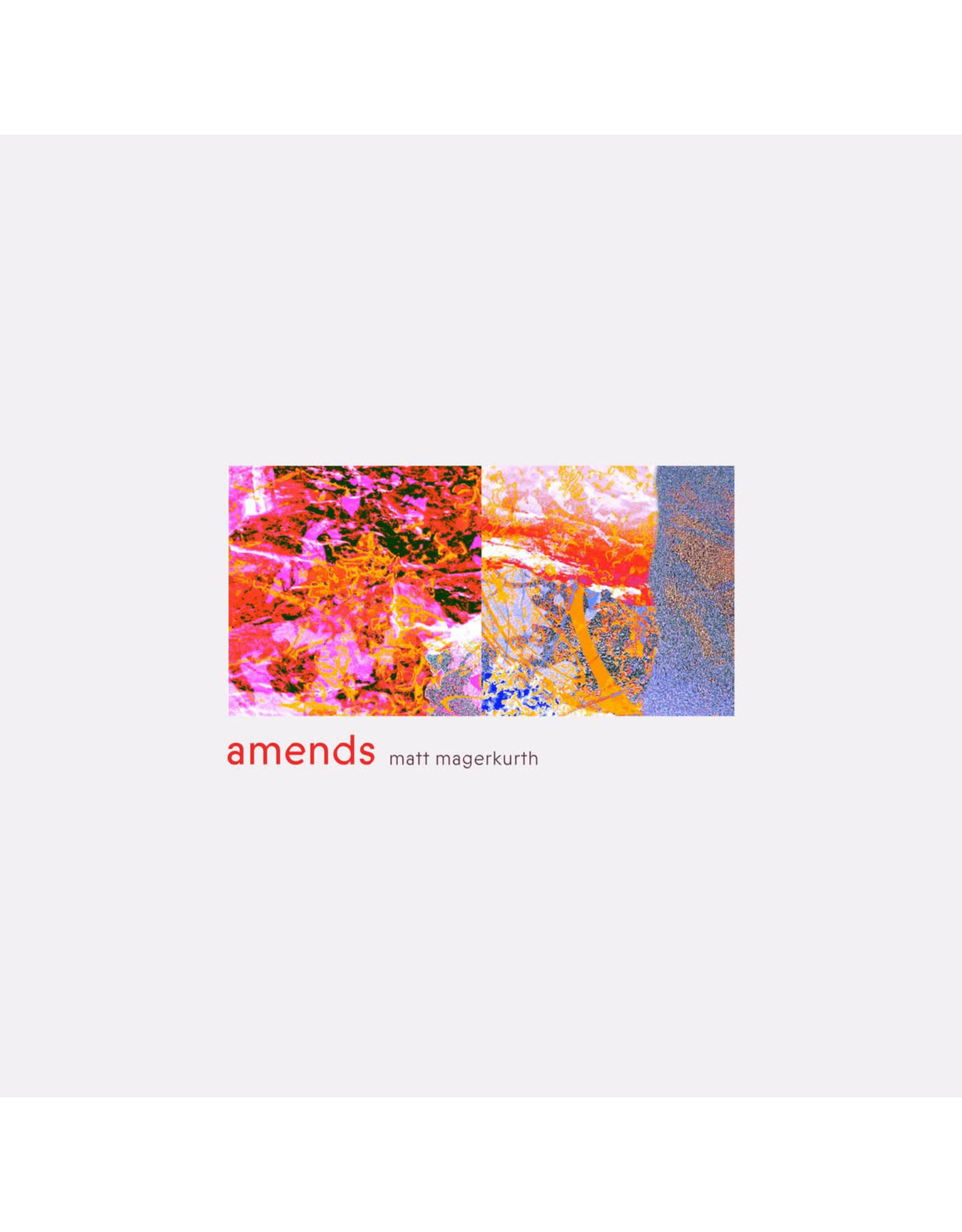 Magerkurth, Matt - Amends CD